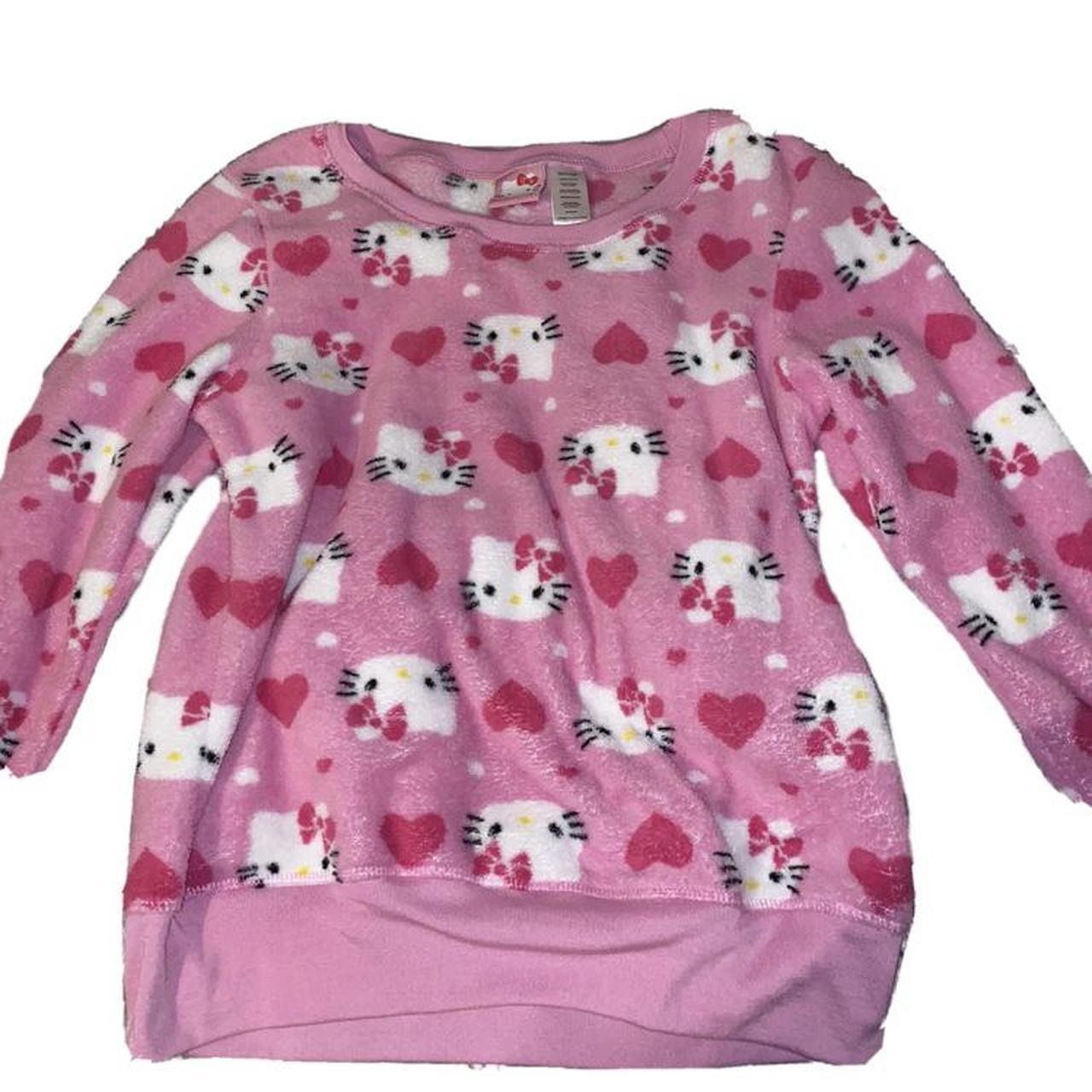 Product Image 1 - Hello Kitty PJ Top 💞 ♡