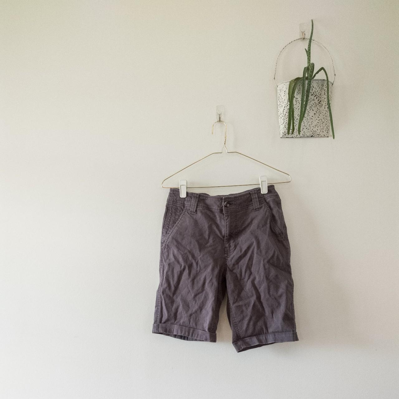 Product Image 1 - MOSSIMO OLIVE BERMUDA SHORTS  Neutral green