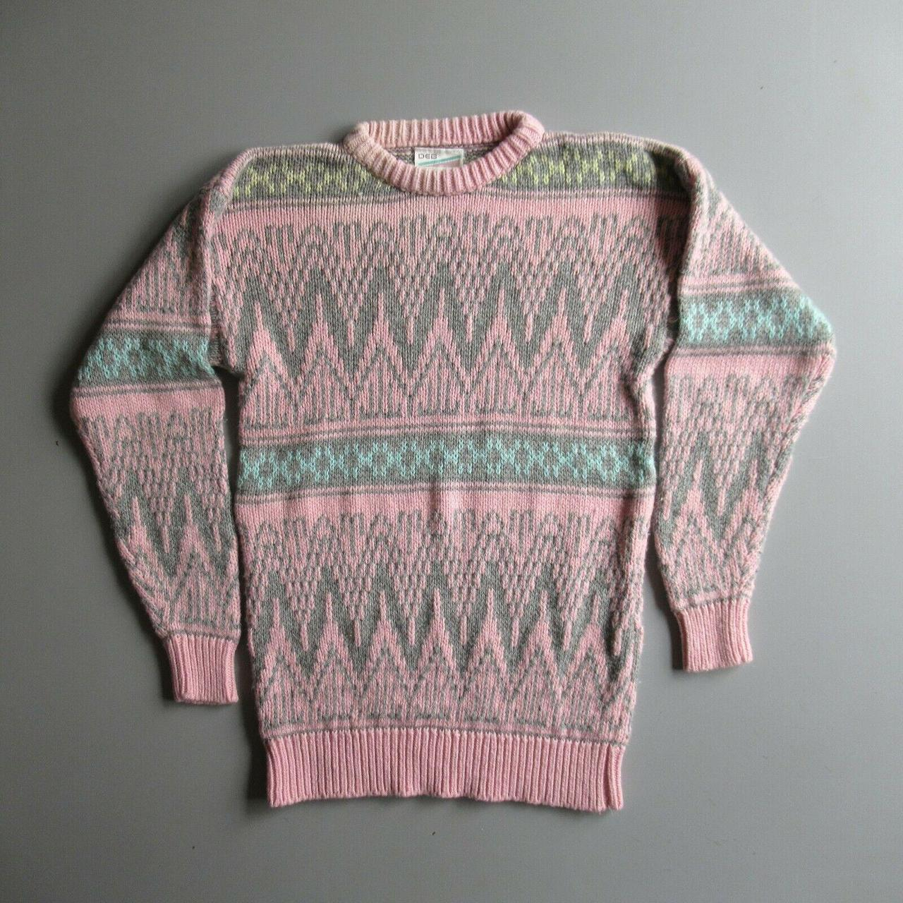 Product Image 1 - vtg 80s 90s Pink Zig