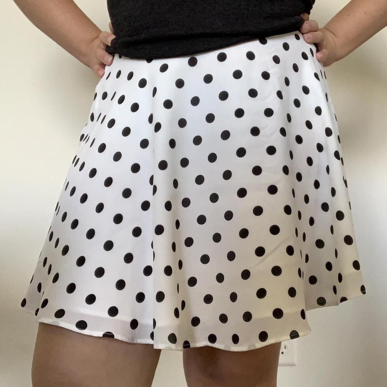 Product Image 1 - Forever 21 white skater skirt