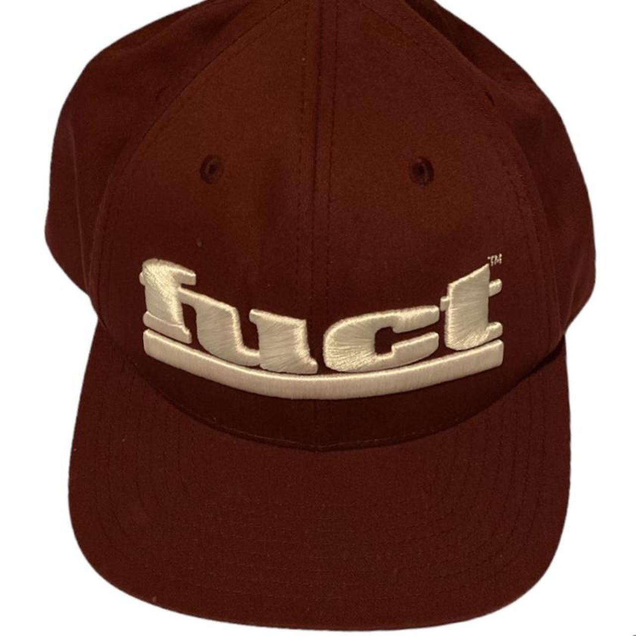 Product Image 1 - Maroon fuct brand hat.