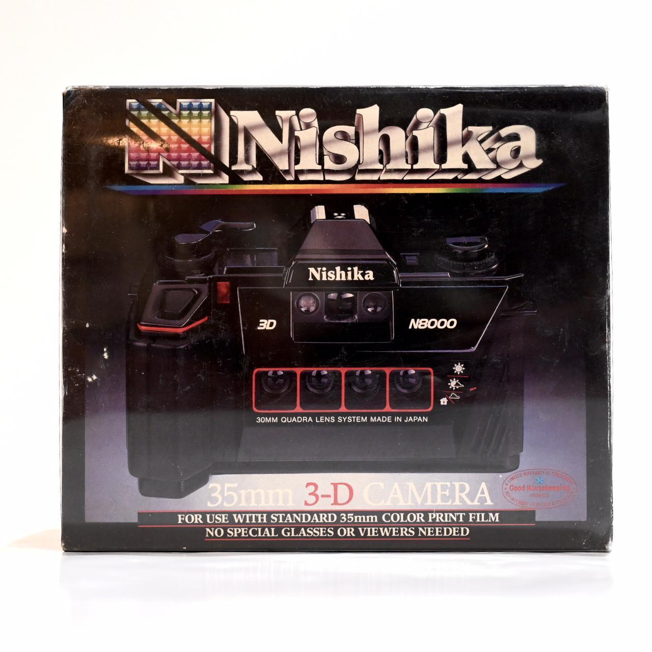 Product Image 1 - NISHIKA N8000 3-D 35MM FILM