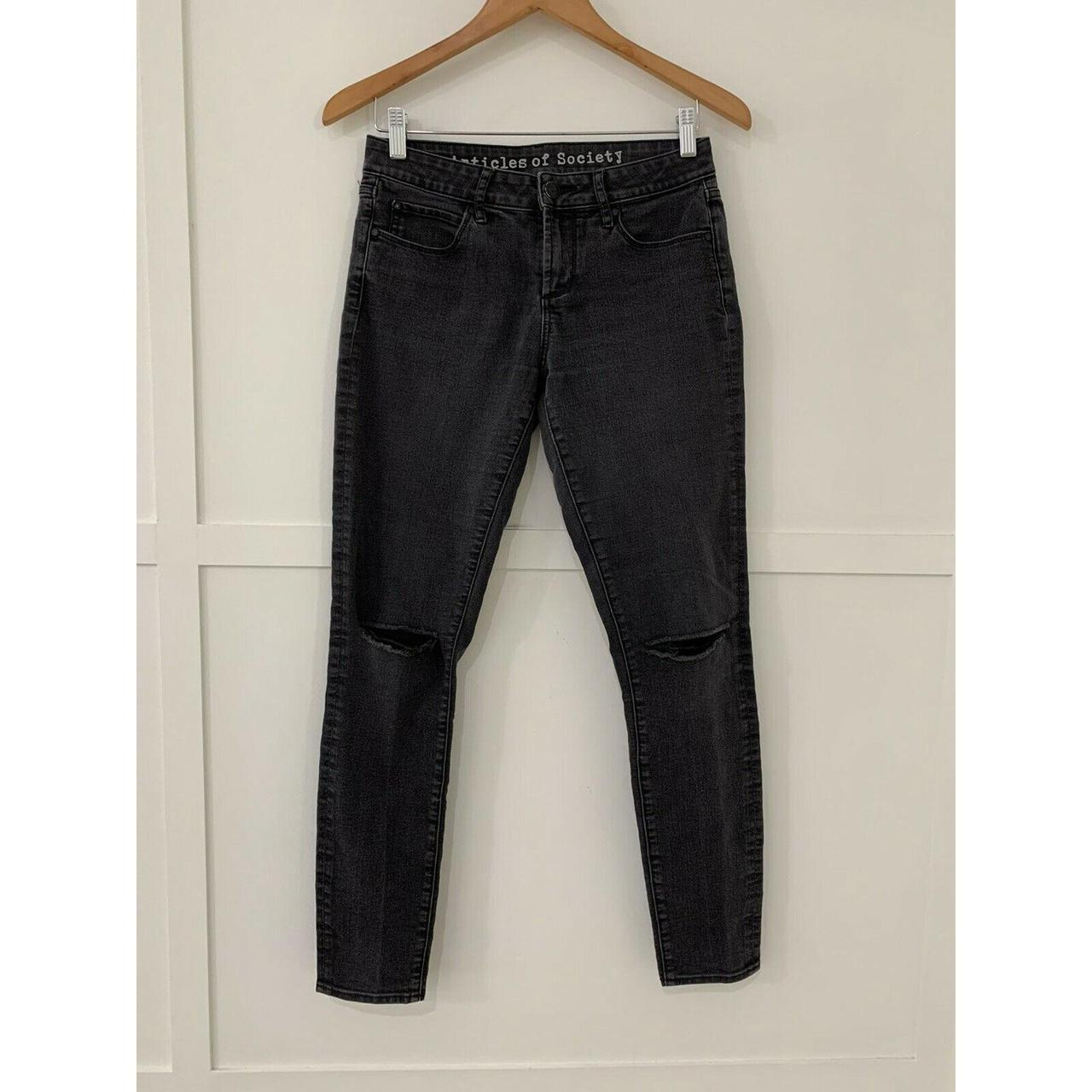 Product Image 1 - Articles of Society Black Jeans