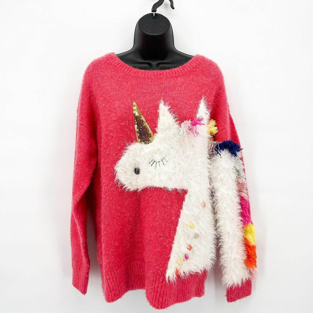 Product Image 1 - NEXT Knitwear Women's Pink Wool