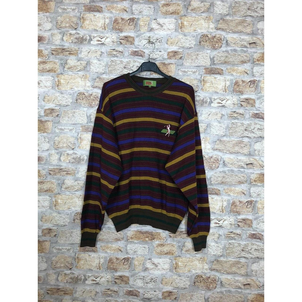 Product Image 1 - VINTAGE 90'S COSBY RAINBOW STRIPE