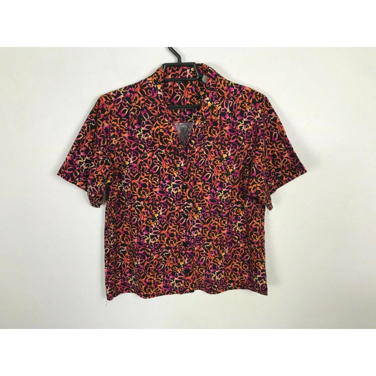 Product Image 1 - Vintage Homemade Hawaiian Shirt Blouse