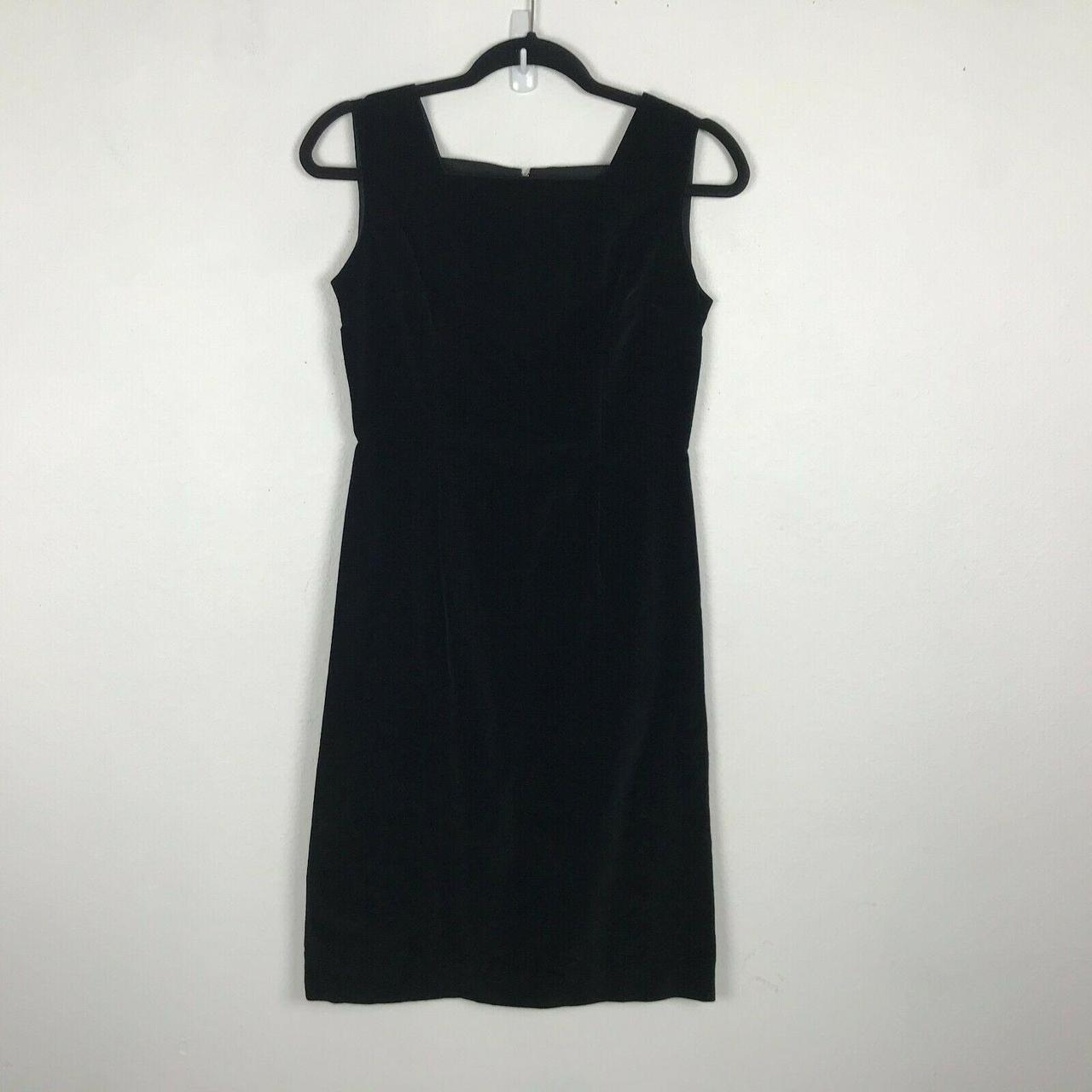 Product Image 1 - Vintage Wiggle Dress Velvet Solid