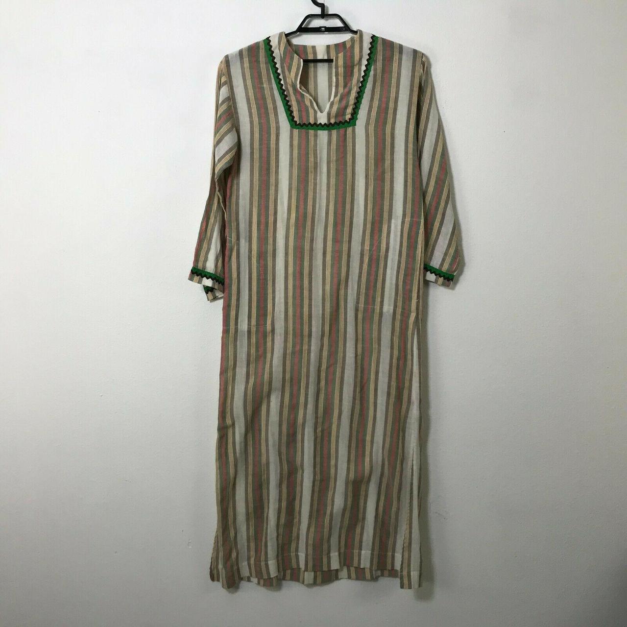 Product Image 1 - Vintage Maxi Dress Semi Sheer