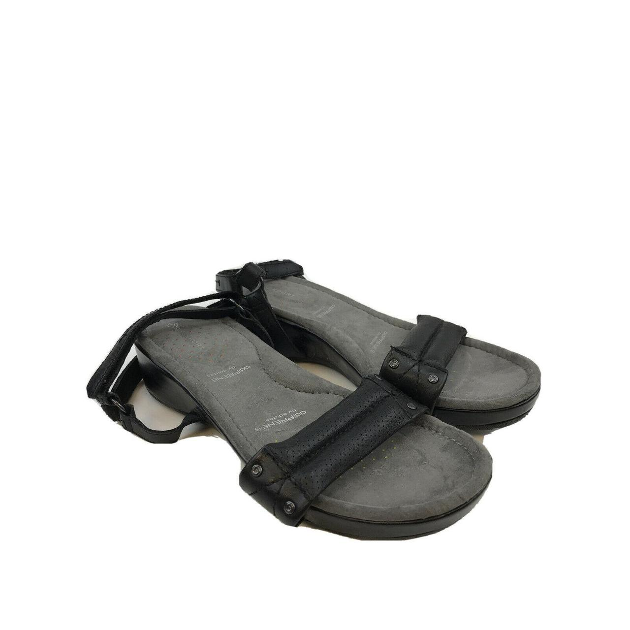Product Image 1 - Rockport Women's Black Leather Ankle