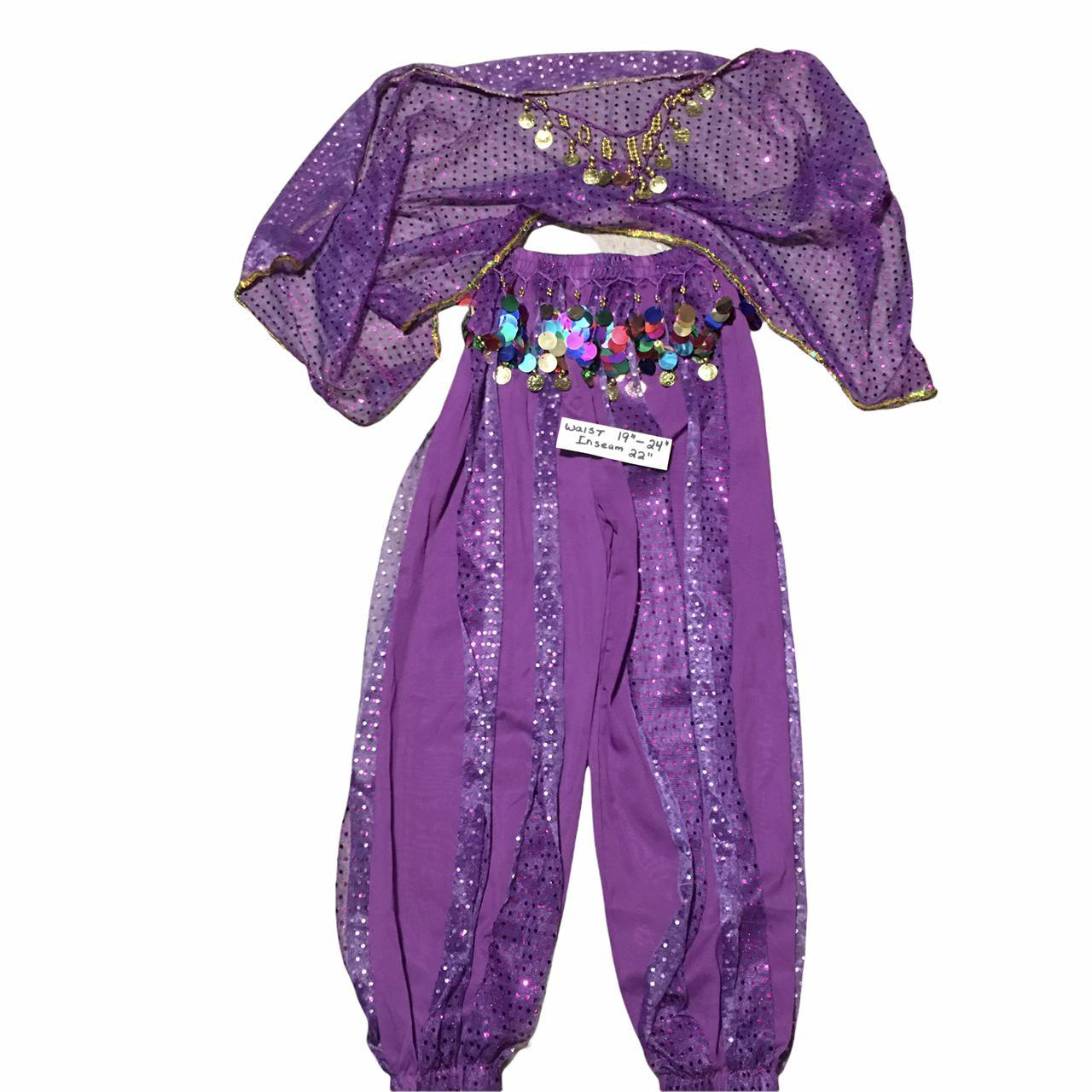 Product Image 1 - Genie belly dancer costume Purple