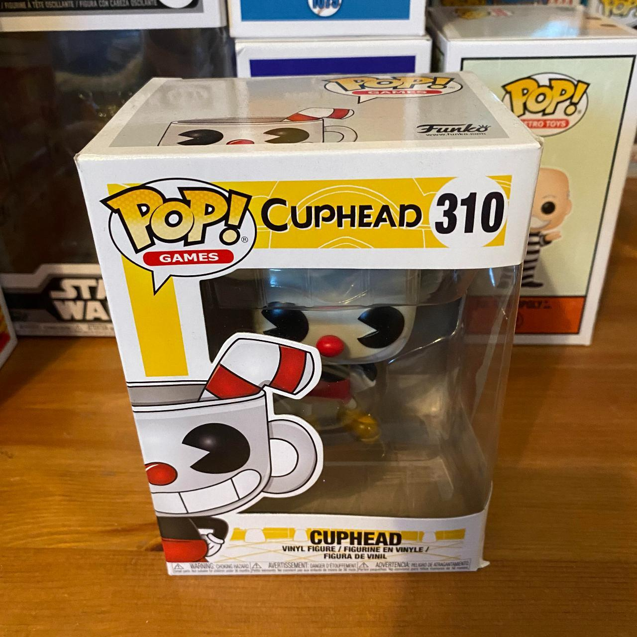 Product Image 1 - Cuphead Funko Pop  Listed in good
