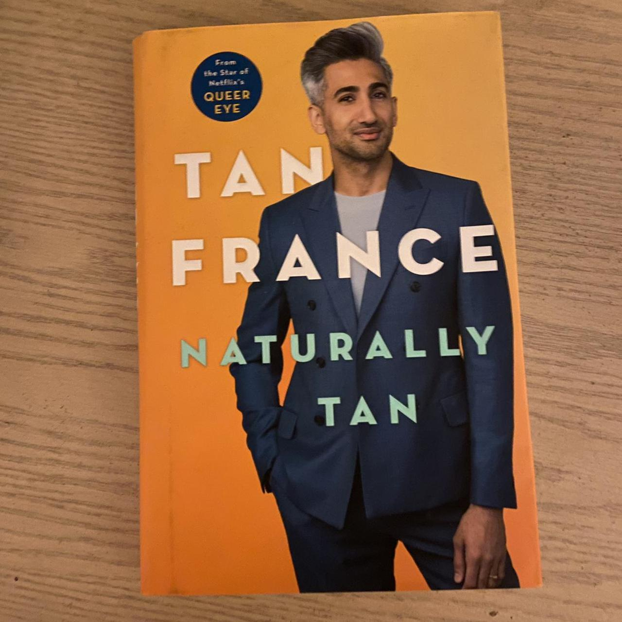 """Product Image 1 - 👕👖Queer Eye Tan France """"Naturally"""
