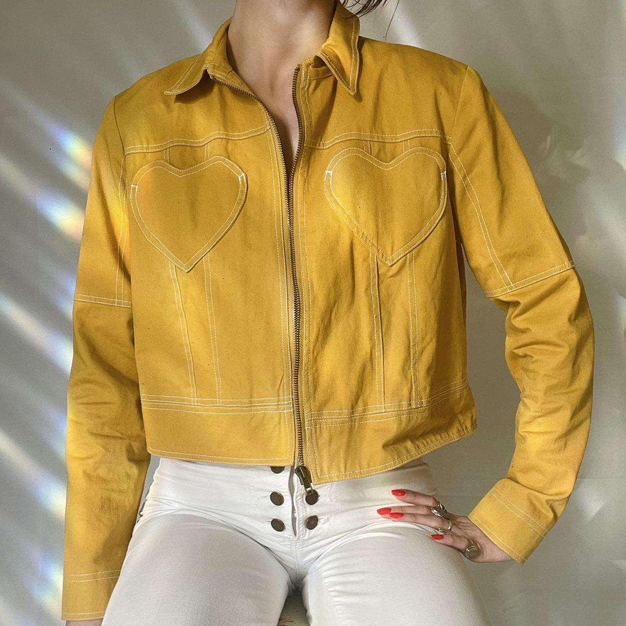 Product Image 1 - The most darling yellow zip