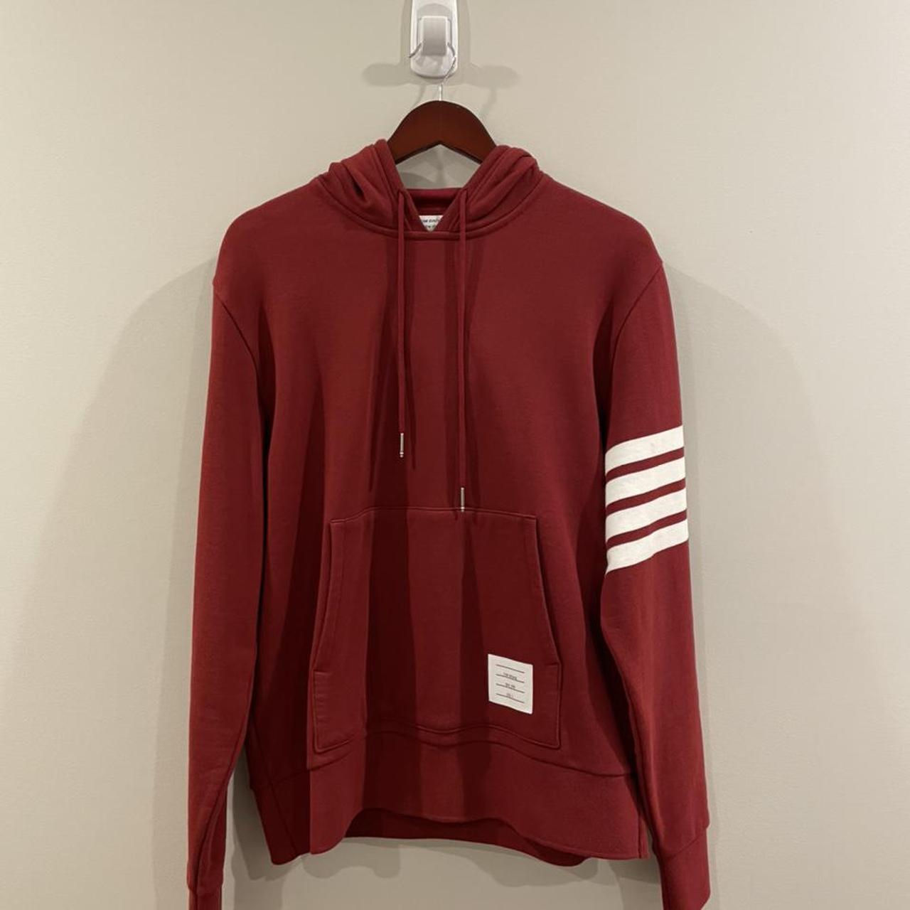 Product Image 1 - Thom Browne  Burgundy -L/ Size 3
