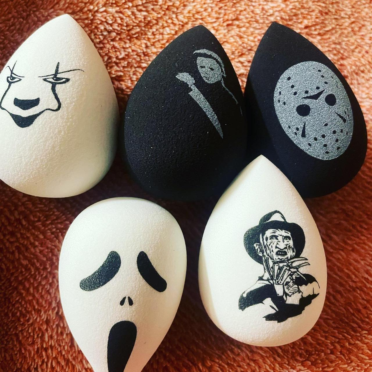 Product Image 1 - Horror themed Beauty Sponges  Each one
