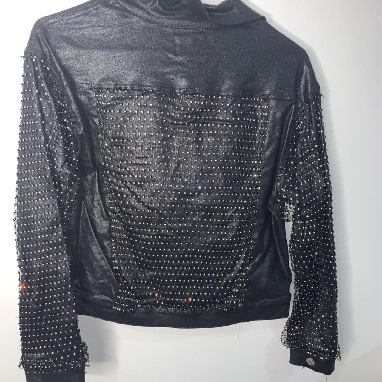 Product Image 1 - Brand New Metallic Rhinestone Jacket,