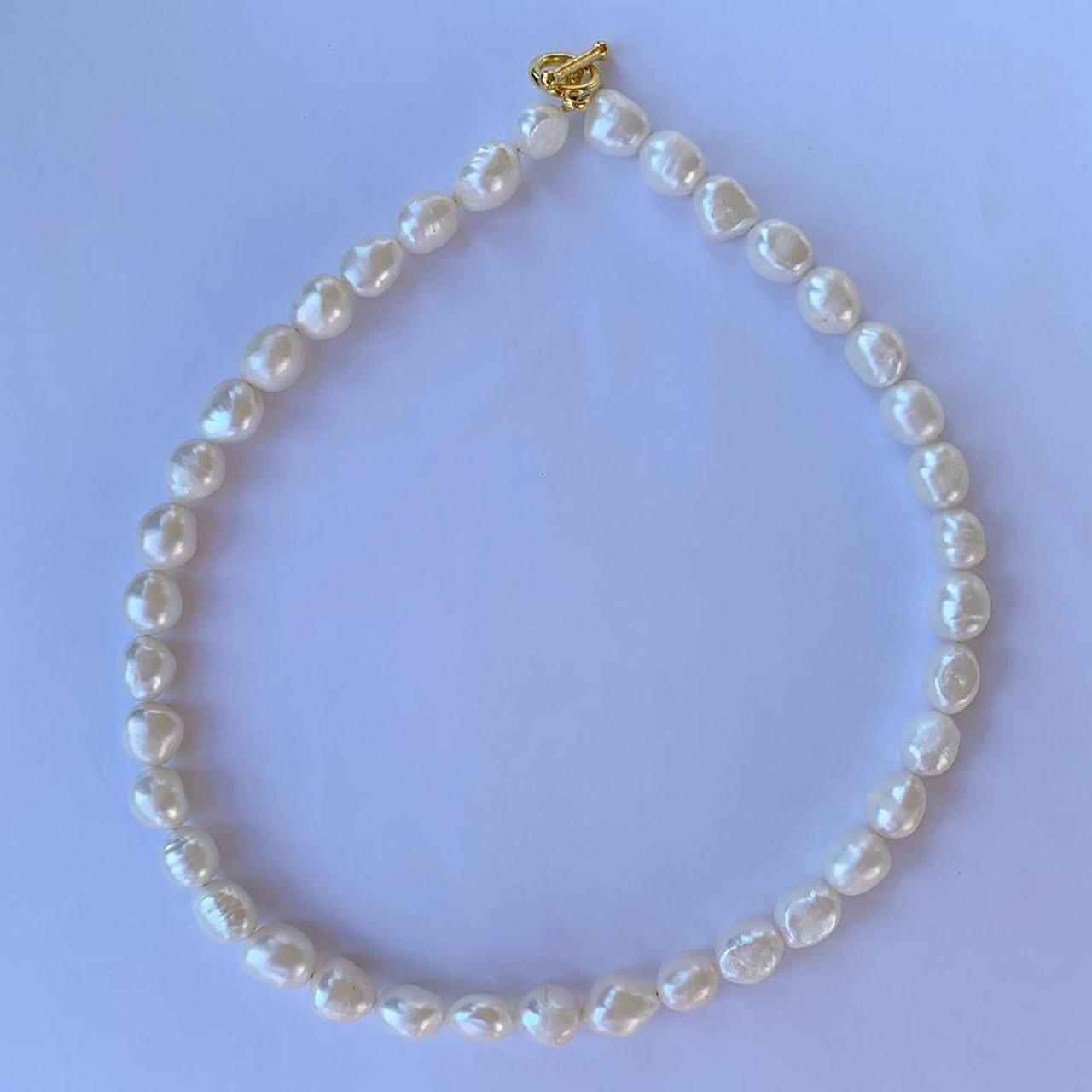 Product Image 1 - Pearl Choker  Genuine high quality pearls!