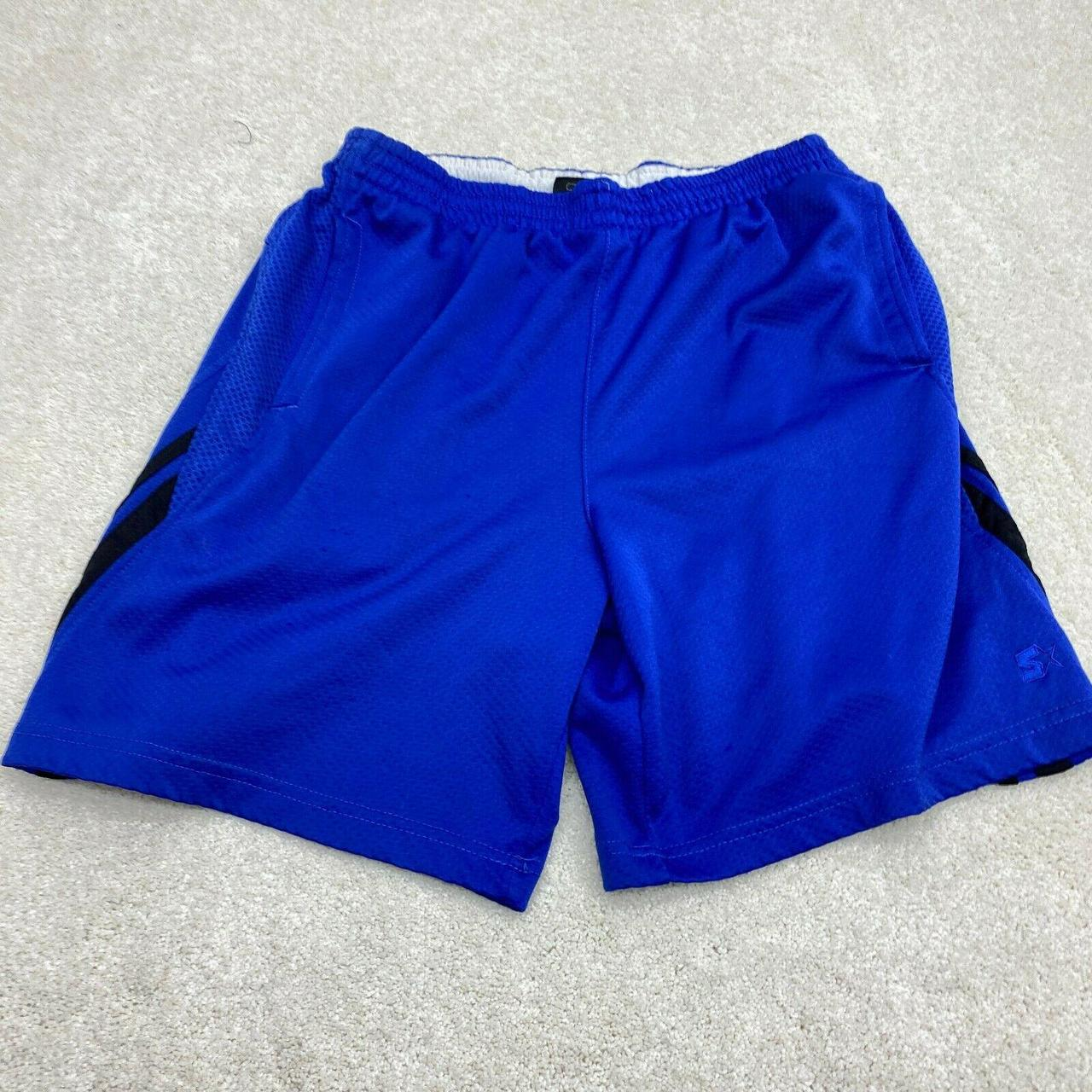 Product Image 1 - Starter Shorts Men's Medium Blue