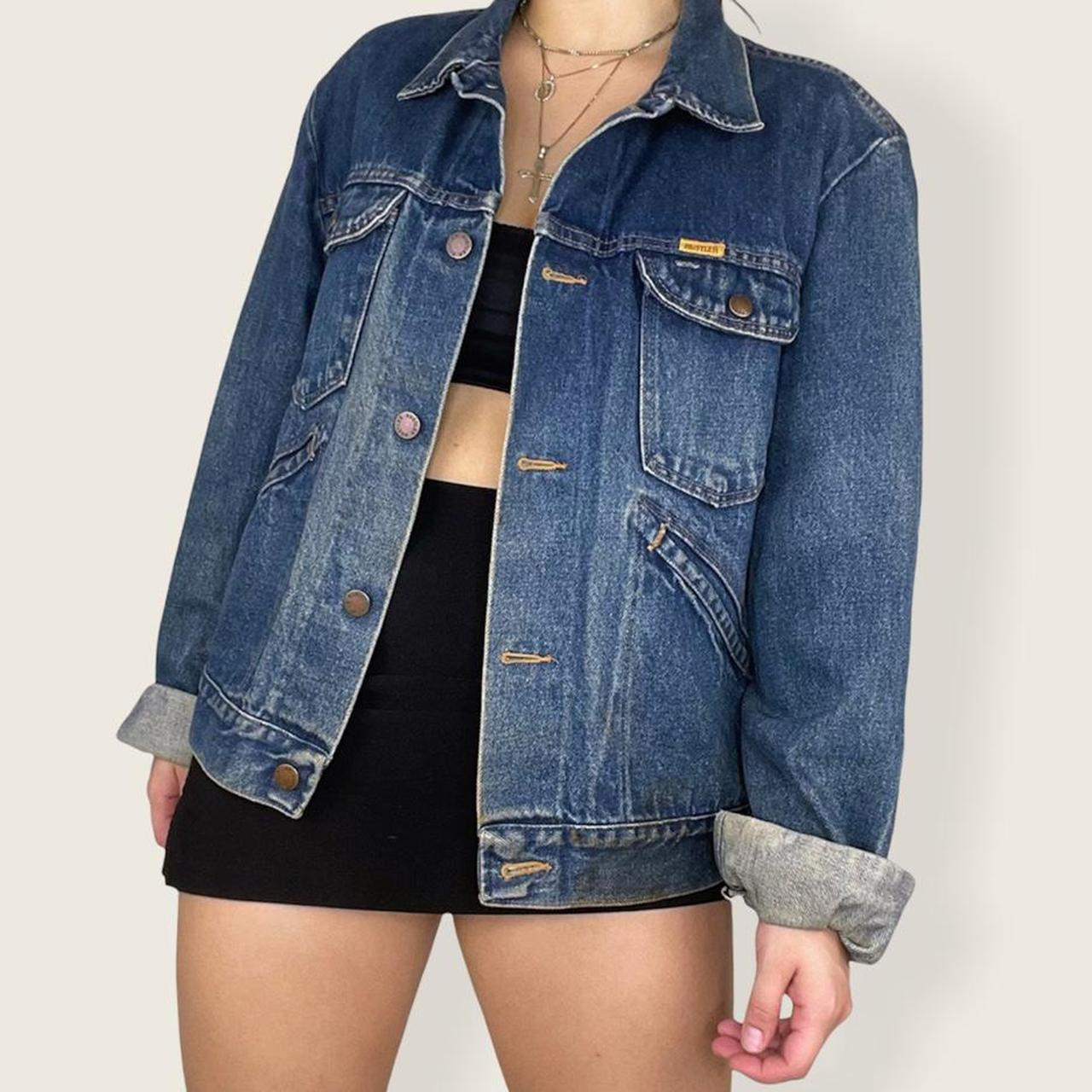 Product Image 1 - Vintage denim jacket 💫  Classic fitted