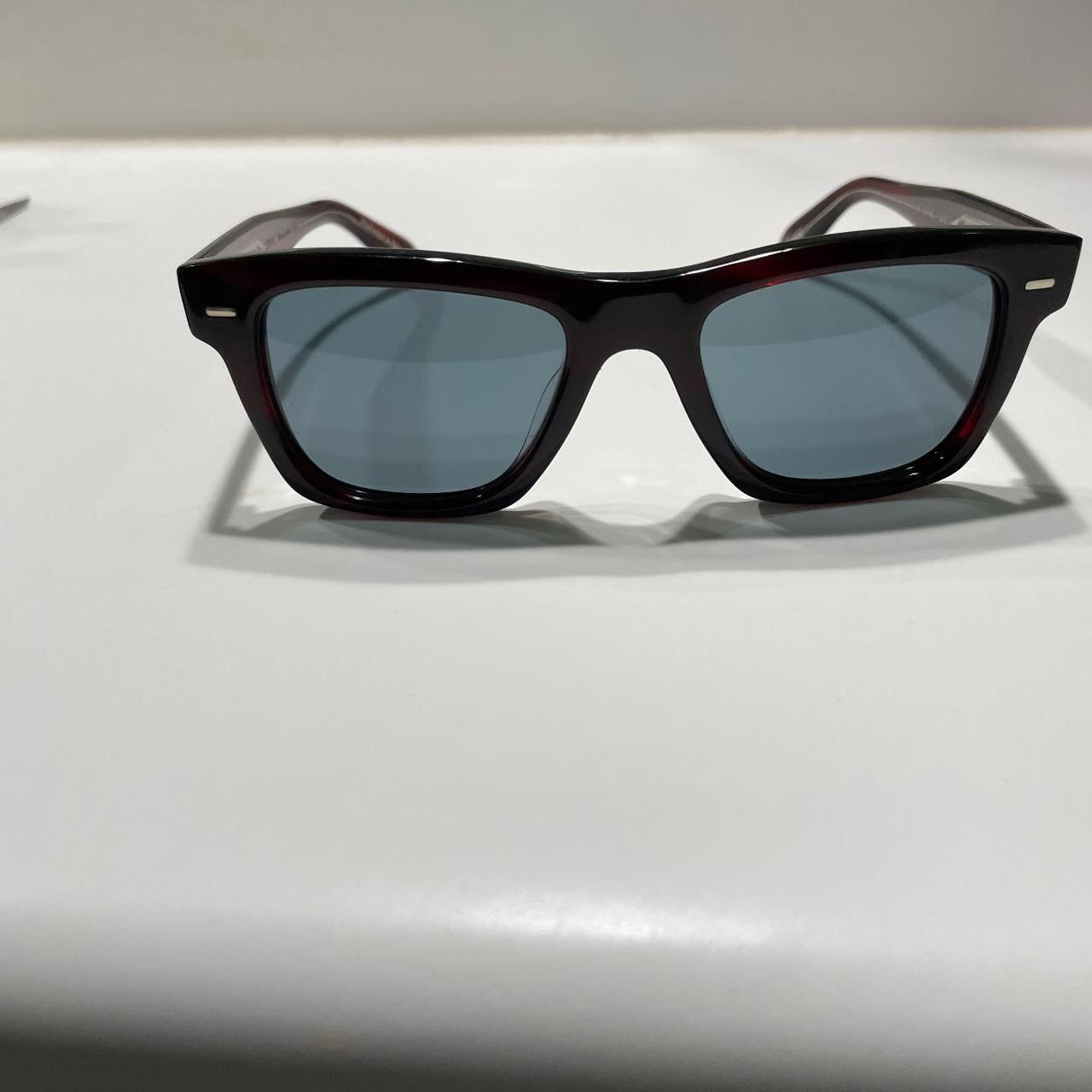 Product Image 1 - OLIVER PEOPLES Bordea 49mm Square