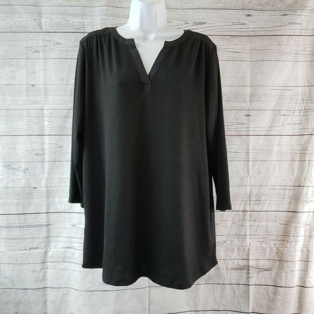 Product Image 1 - 41Hawthorn Womens Popover Blouse Sz