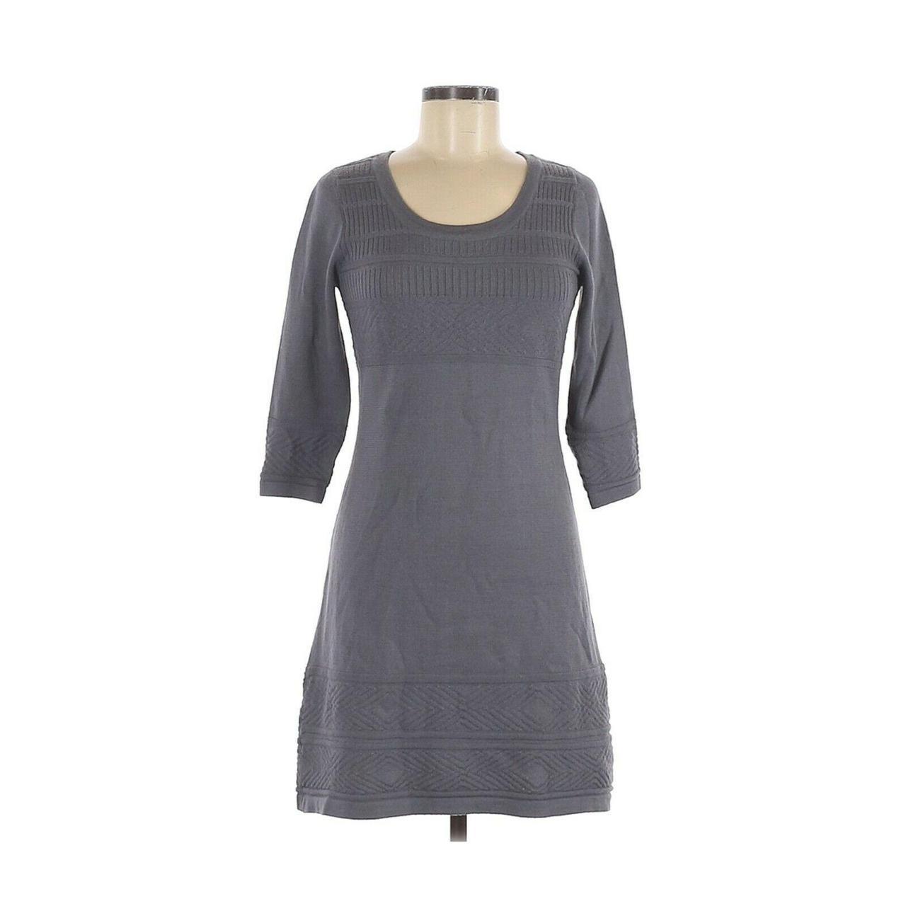 Product Image 1 - Monsoon Women's Sweater Dress Size