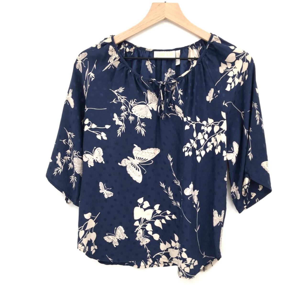 Product Image 1 - Yumi Kim Top Blue Floral