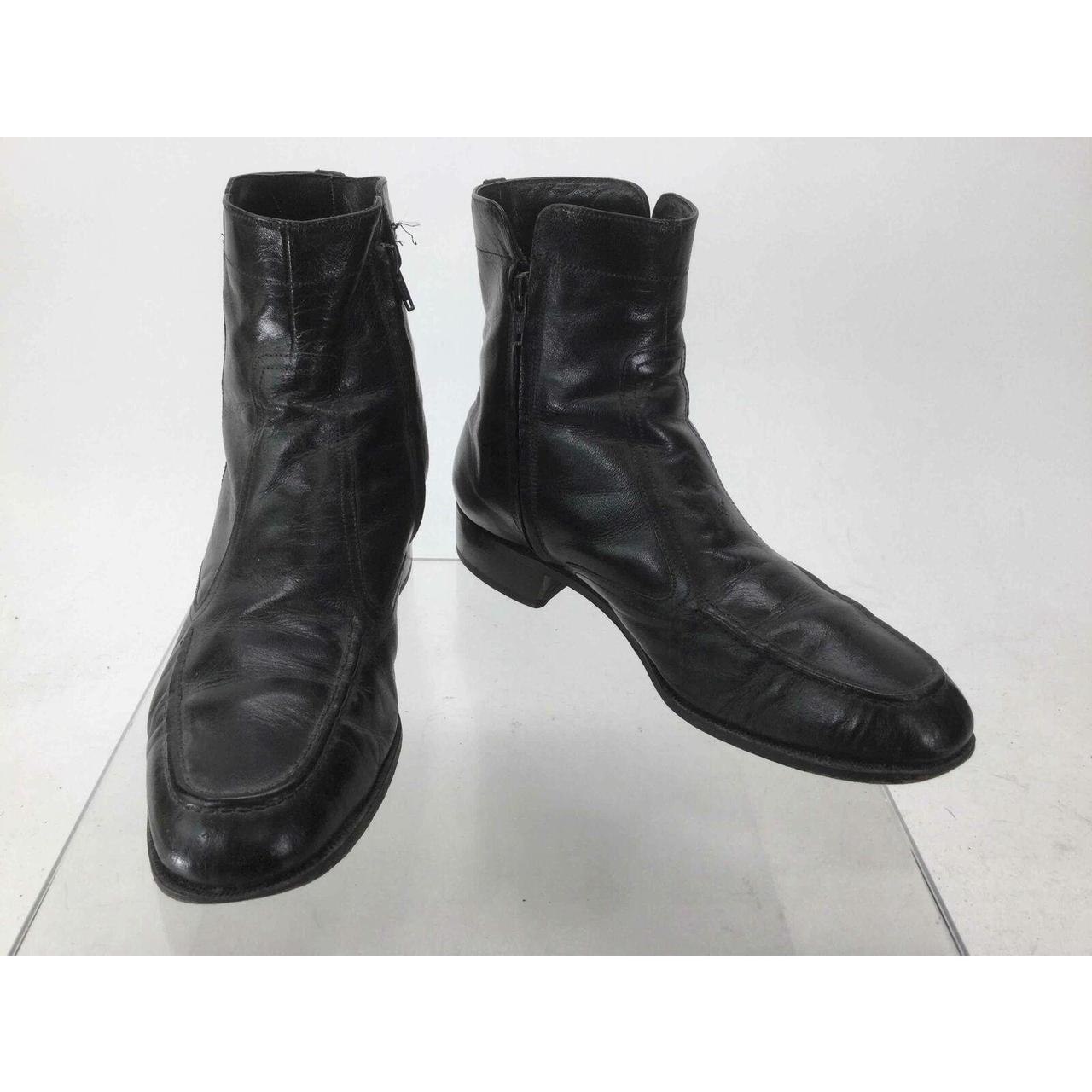 Product Image 1 - Florsheim Black Leather Zip Dress
