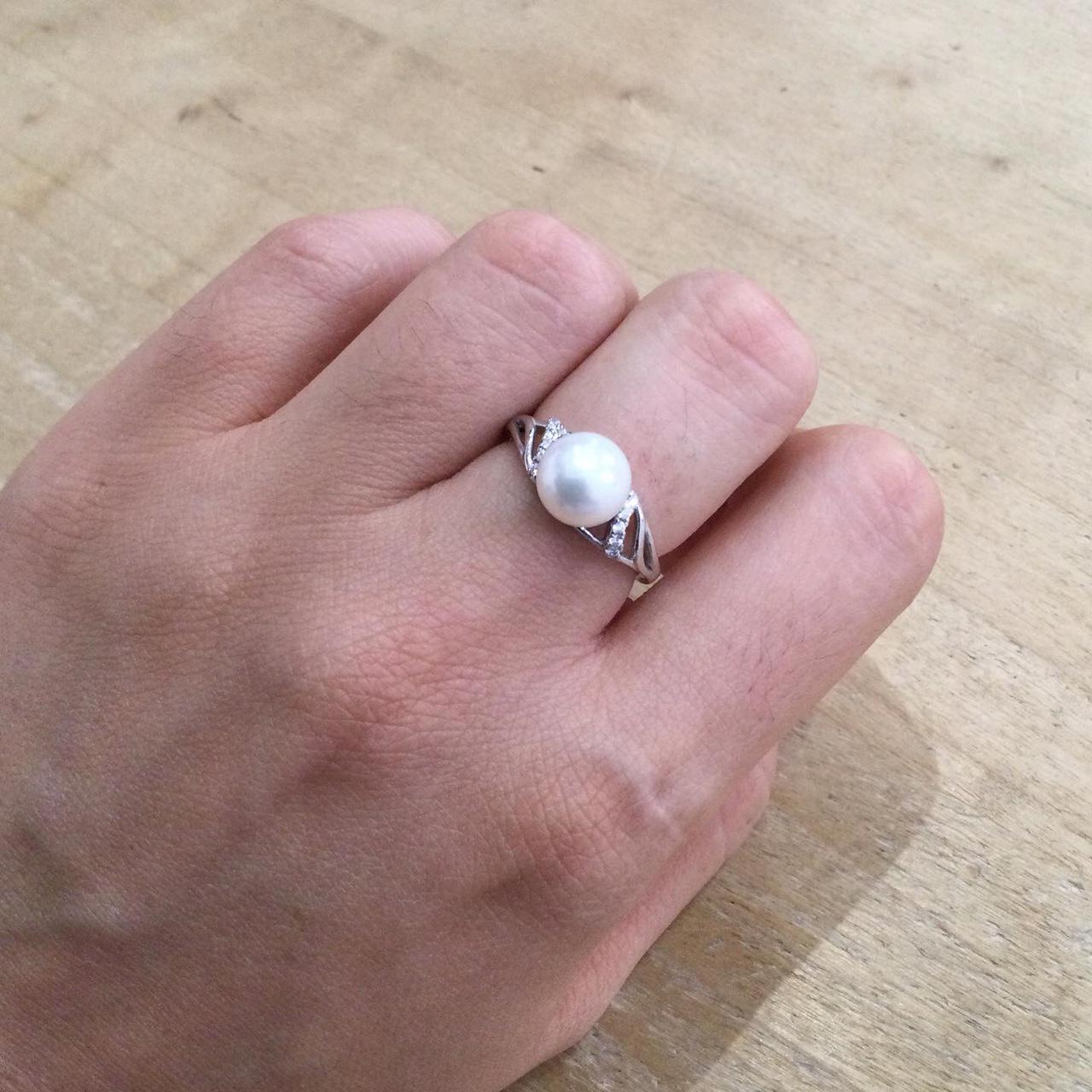 Product Image 1 - Anello regolabile in argento 925
