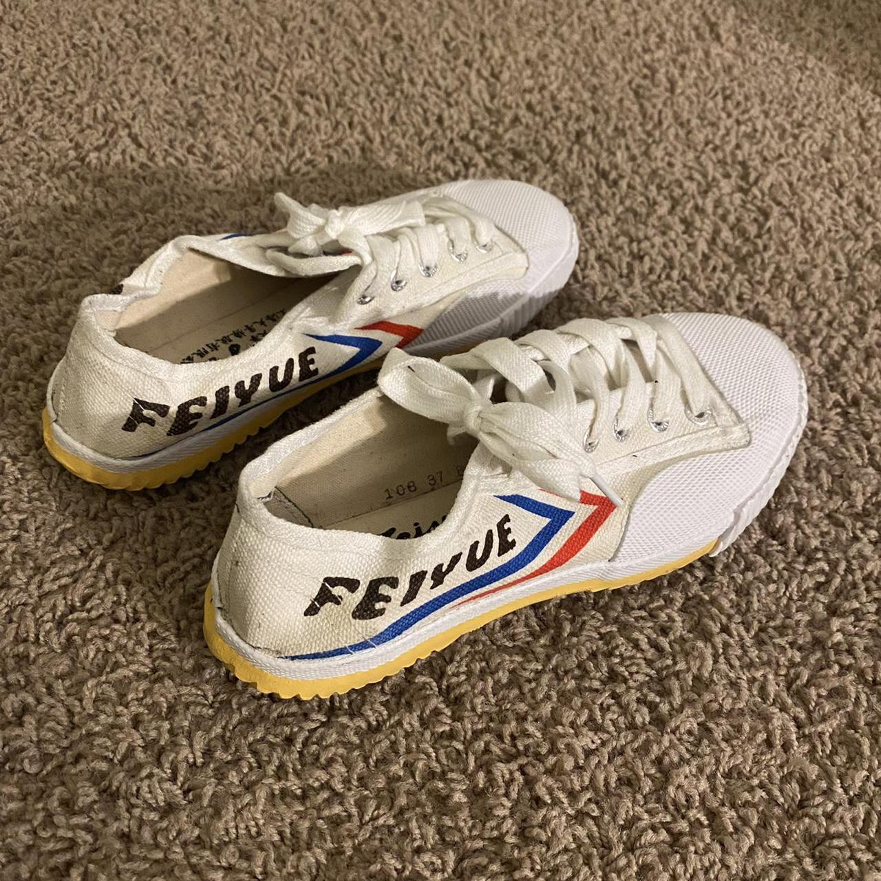 Product Image 1 - Feiyue sneakers  Super comfy  Women size 7  Tagged