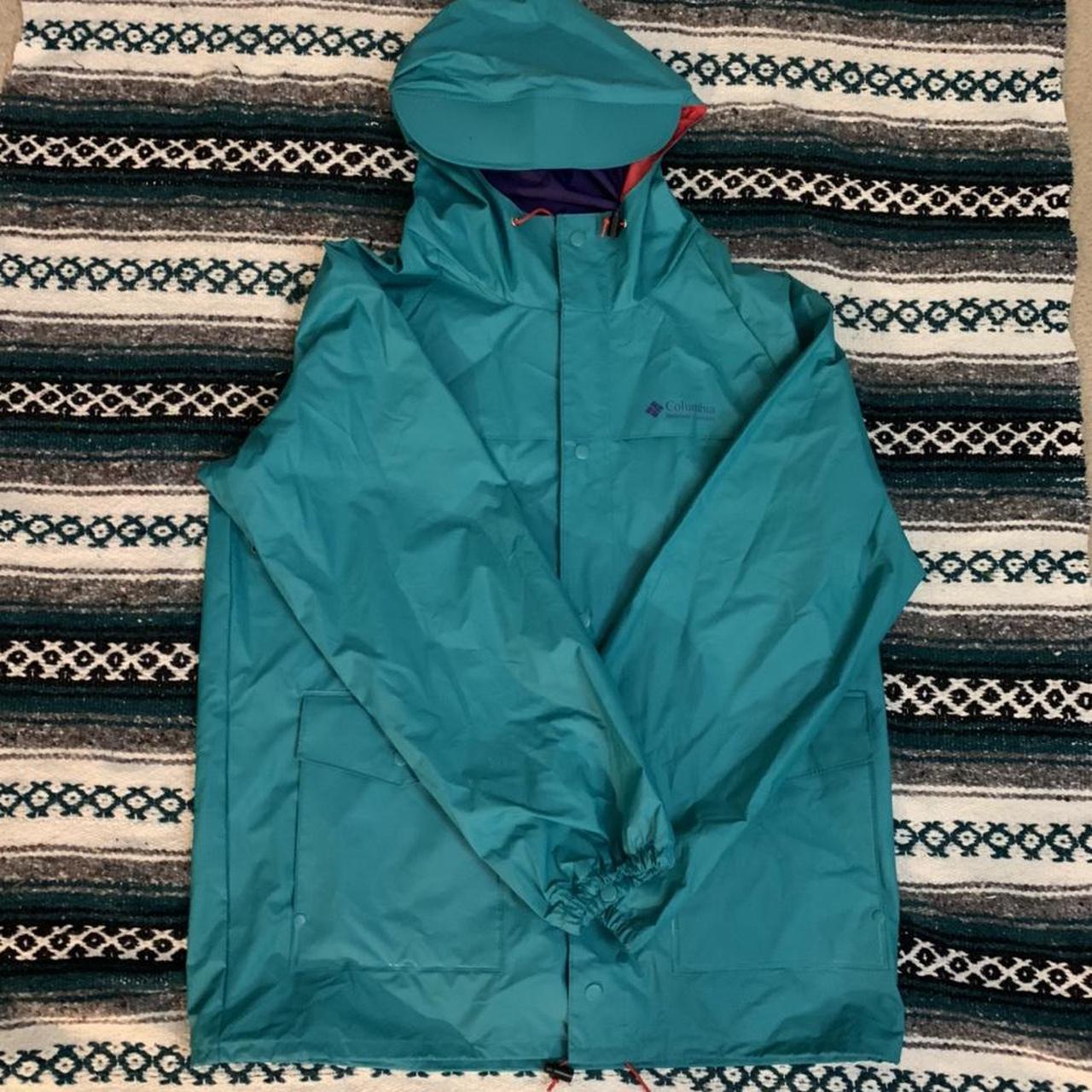 Product Image 1 - Vintage Columbia rain jacket  Size