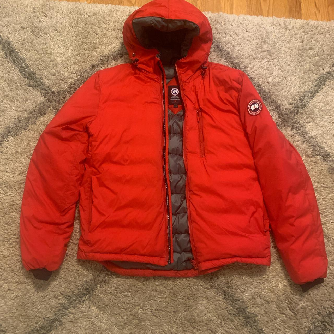 Product Image 1 - Canada Goose Red Puffer Jacket