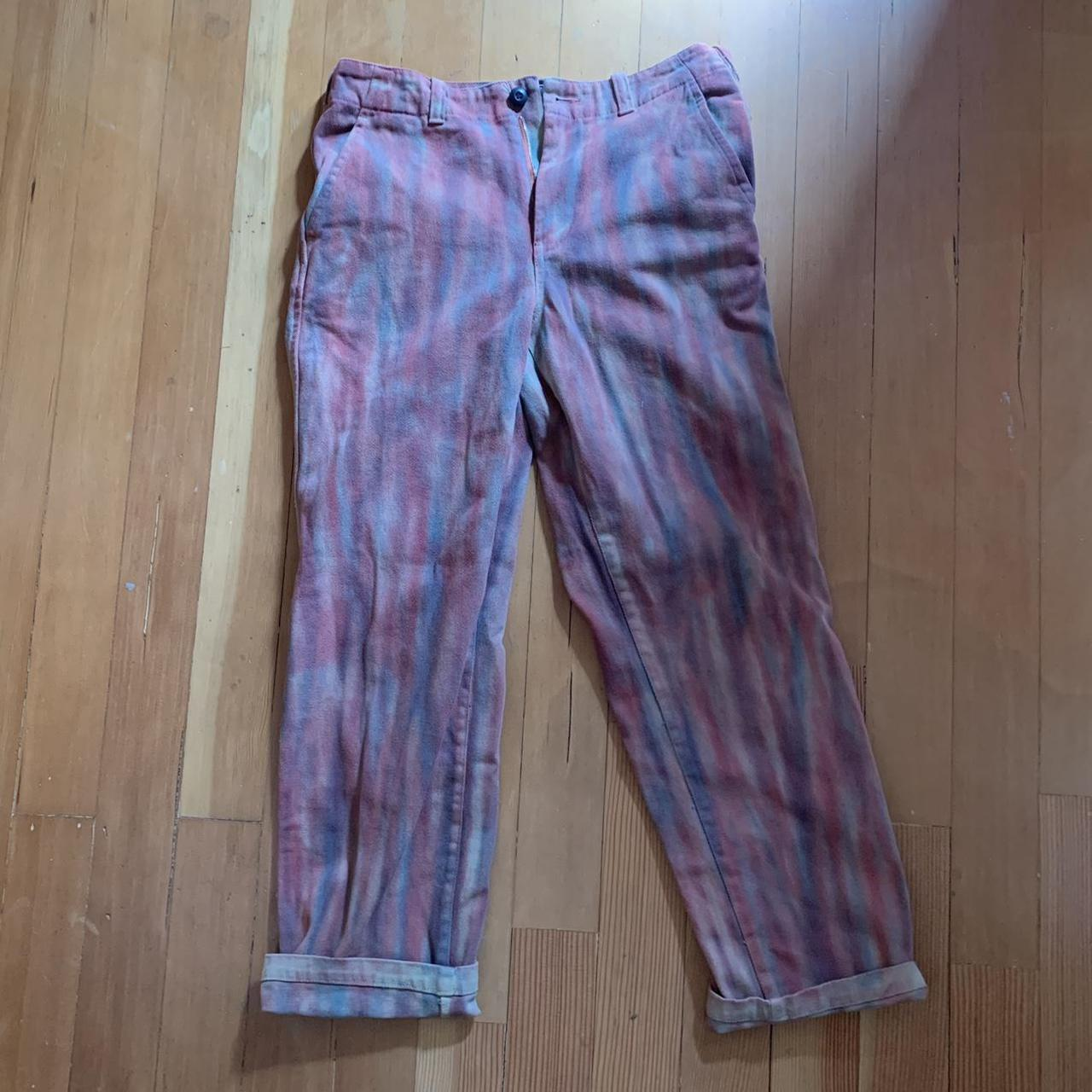 Product Image 1 - Stussy pants special hand dyed