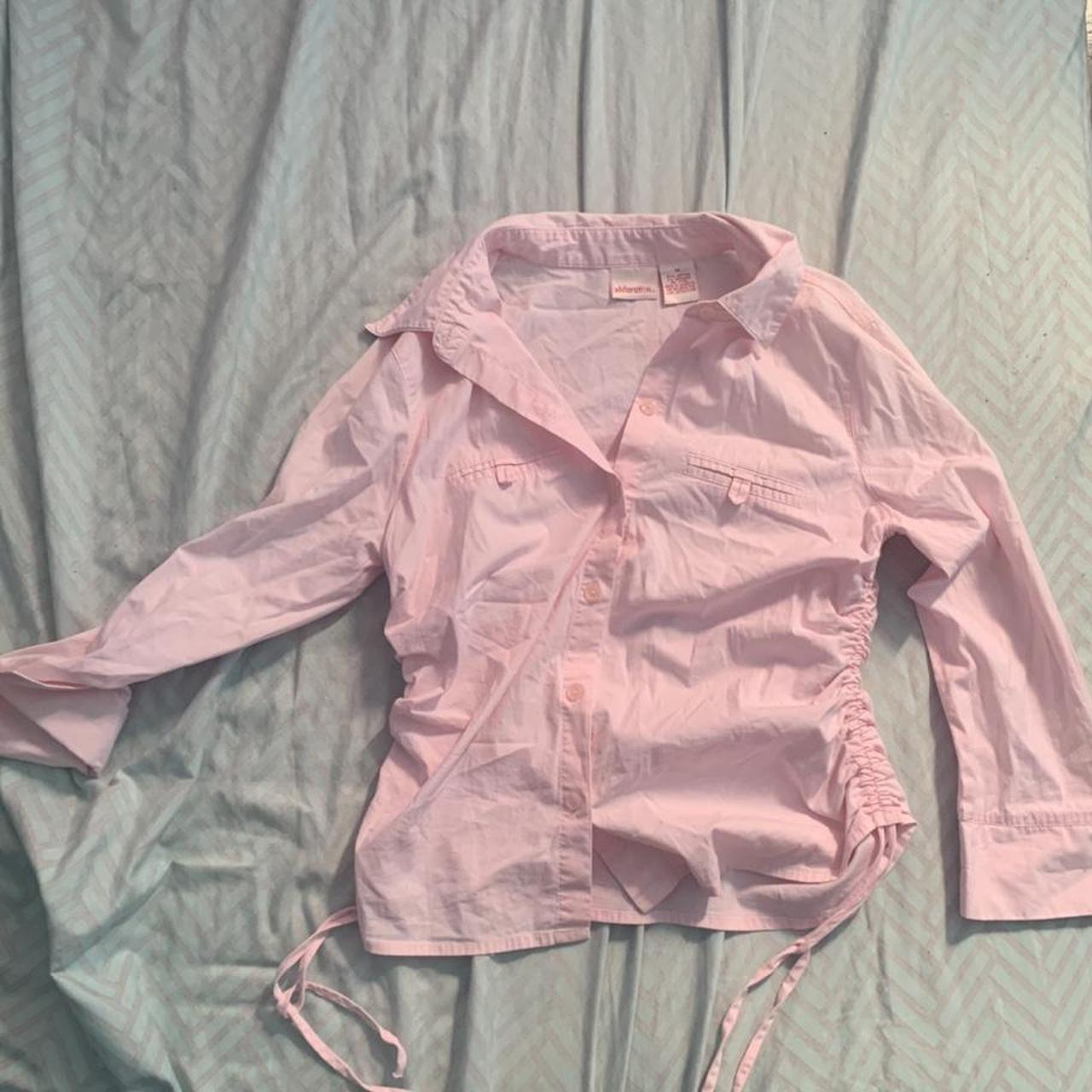 Product Image 1 - super cute light pink collared