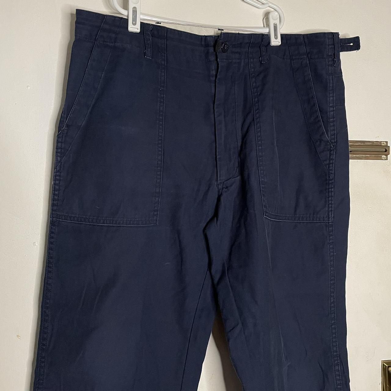 Product Image 1 - Engineered Garments navy cotton fatigue