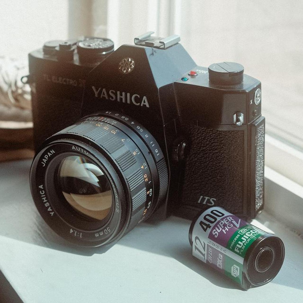 Product Image 1 - Yashica TL Electro X 35mm
