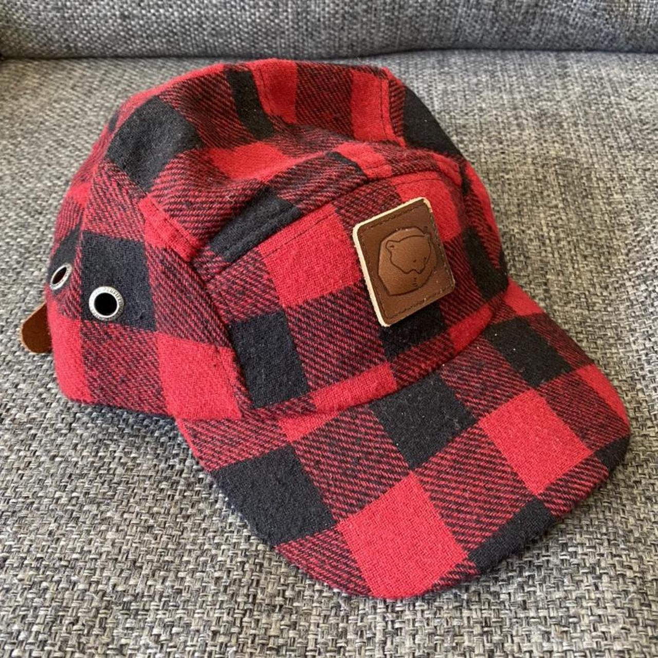 Product Image 1 - Penfield Plaid 5 Panel Hat