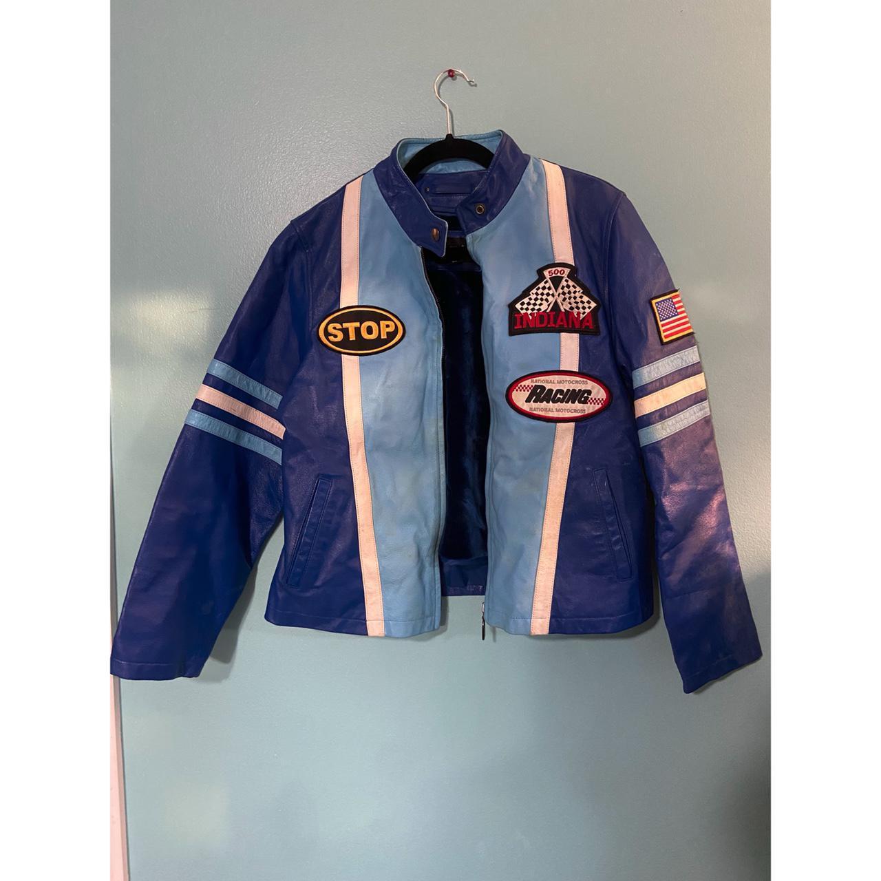 Product Image 1 - Italian leather race car jacket