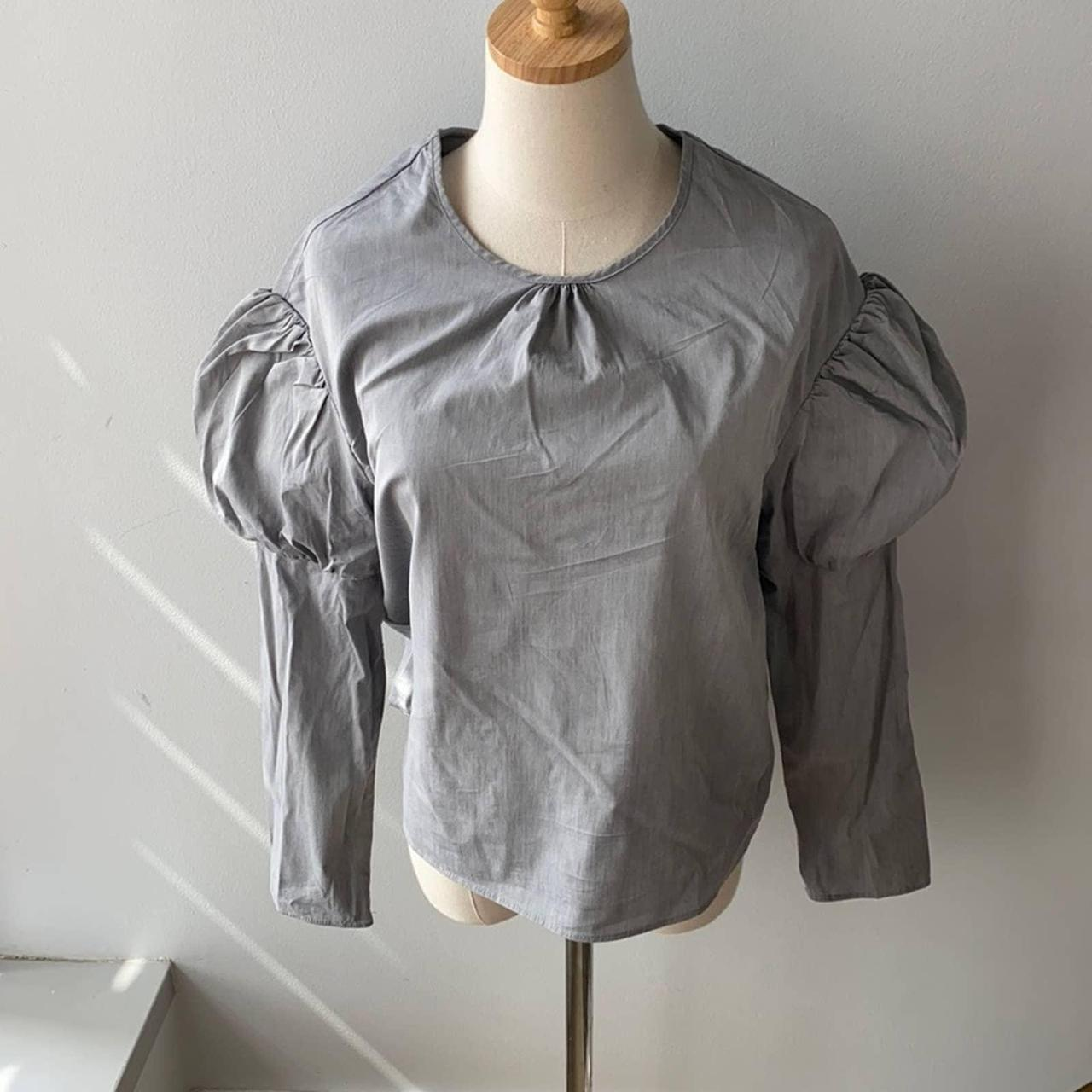 Product Image 1 - Drew grey cotton blend puff