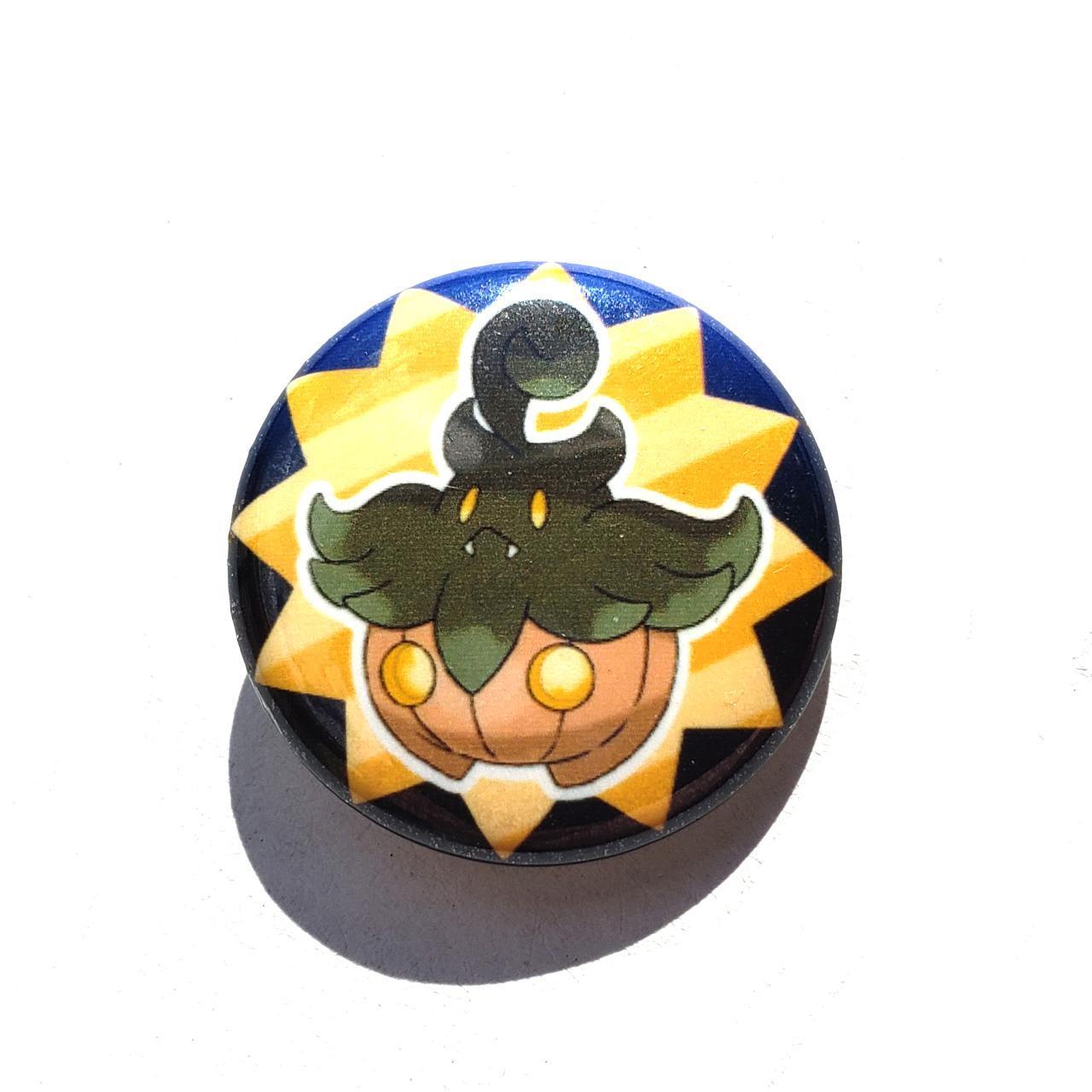 Product Image 1 - Pumpkaboo Pokémon Collet Back Pin