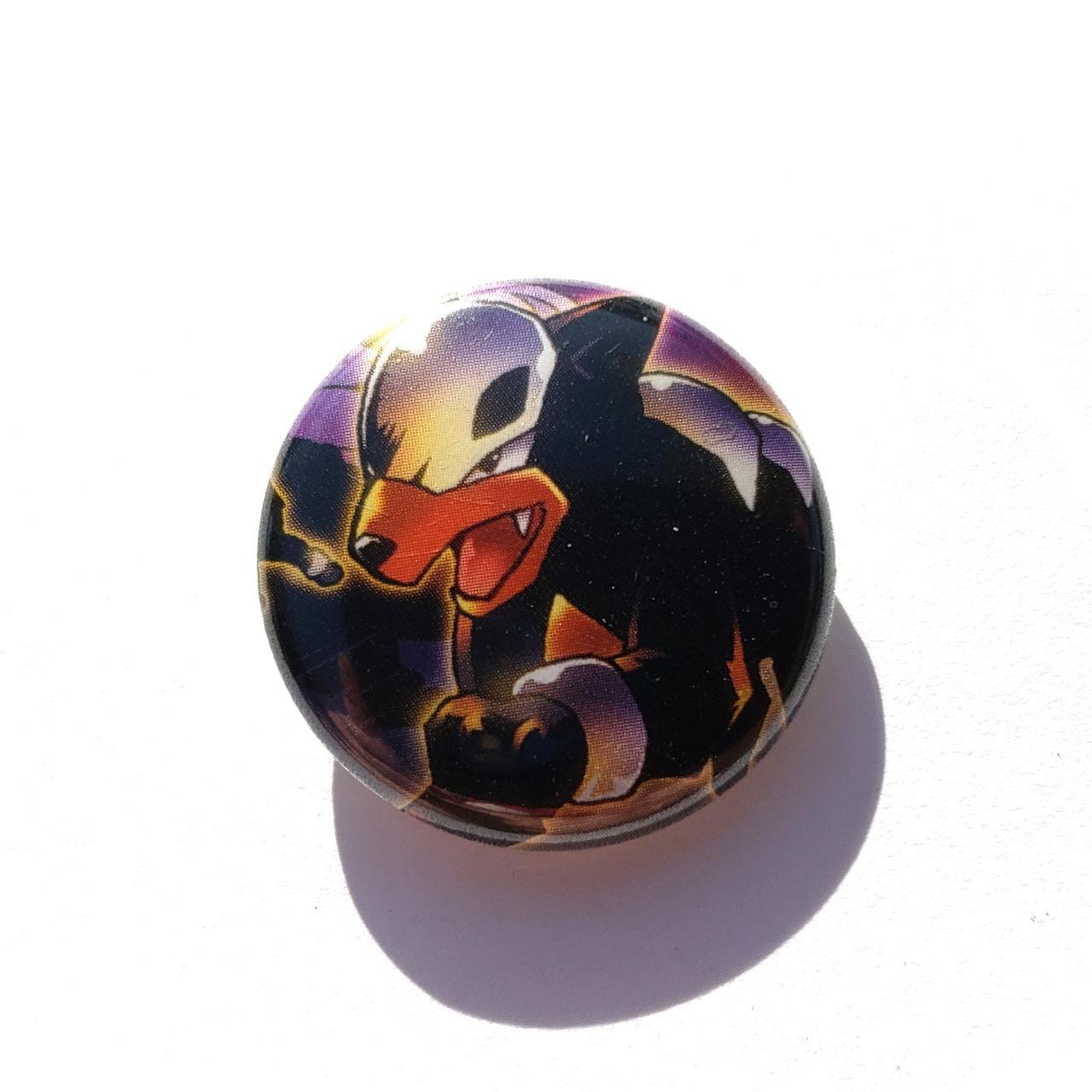 Product Image 1 - Houndour Pokémon Collet Back Pin