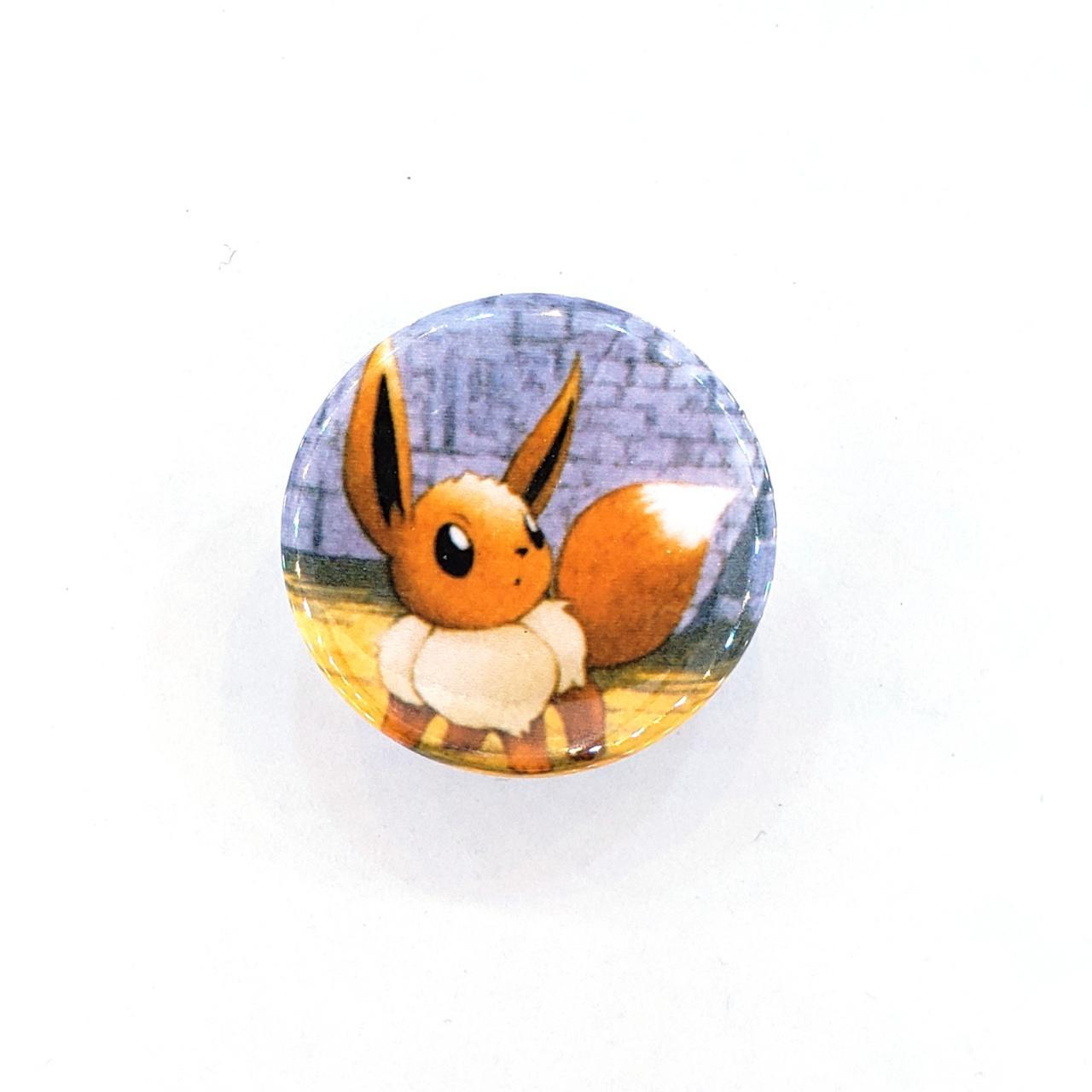 Product Image 1 - Eevee Pokémon Collet Back Pin