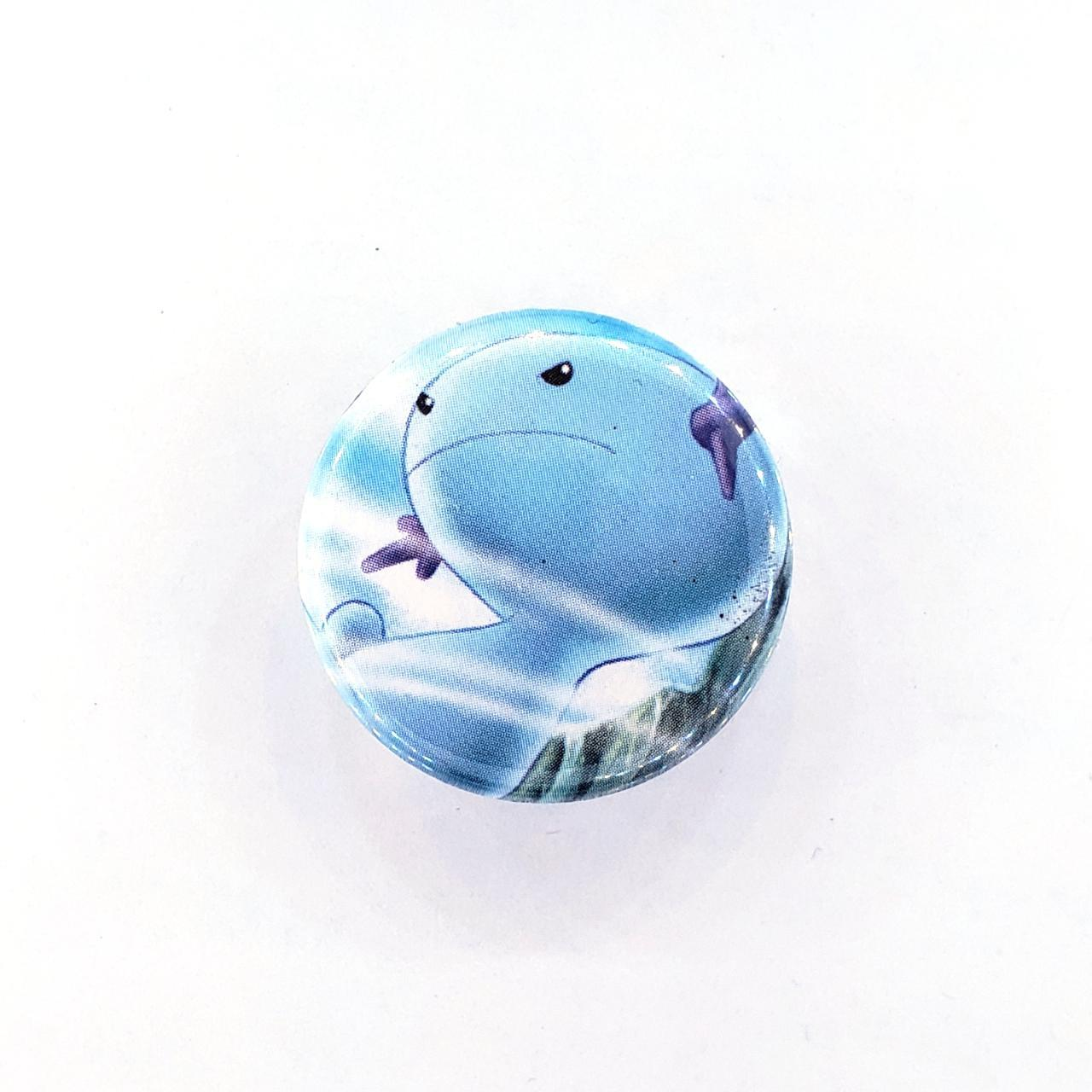 Product Image 1 - Wooper Pokémon Collet Back Pin