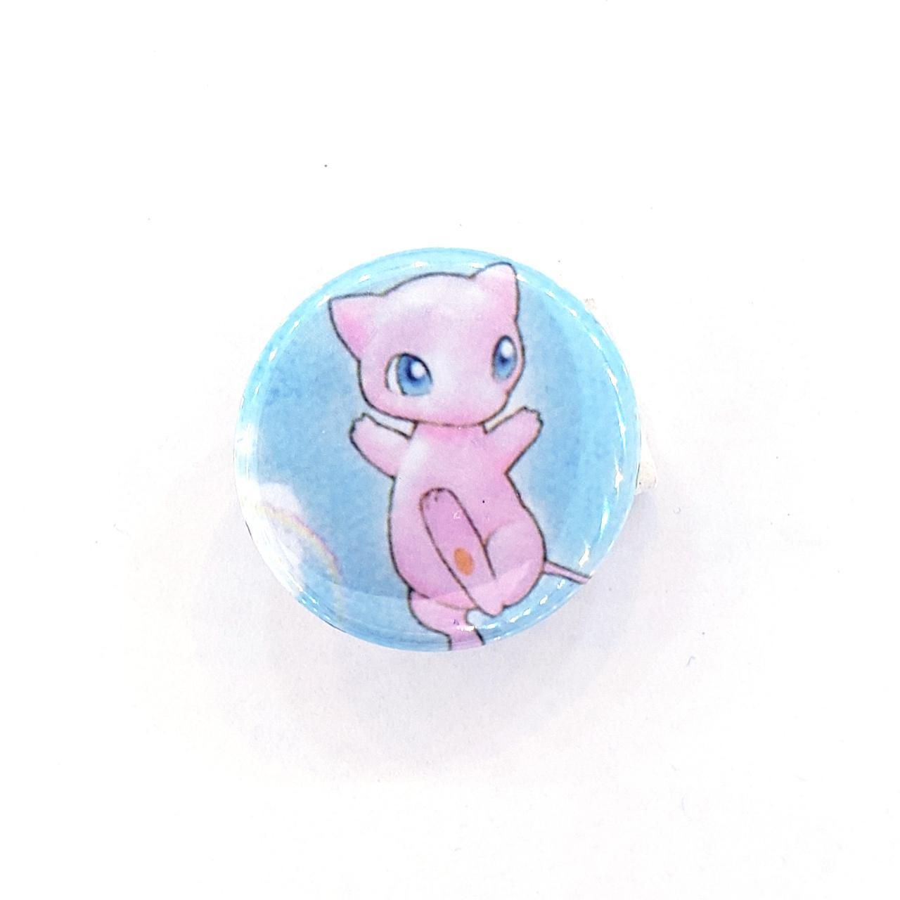 Product Image 1 - Mew Pokémon Collet Back Pin