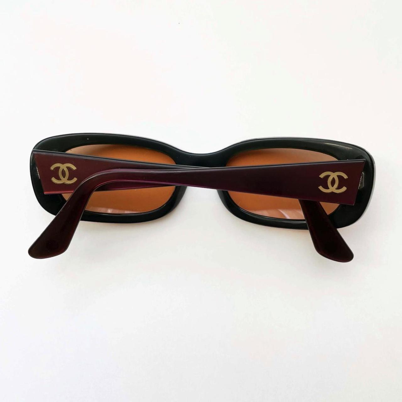 Product Image 1 - Chanel Iridescent Sunglasses  Vintage Chanel sunglasses
