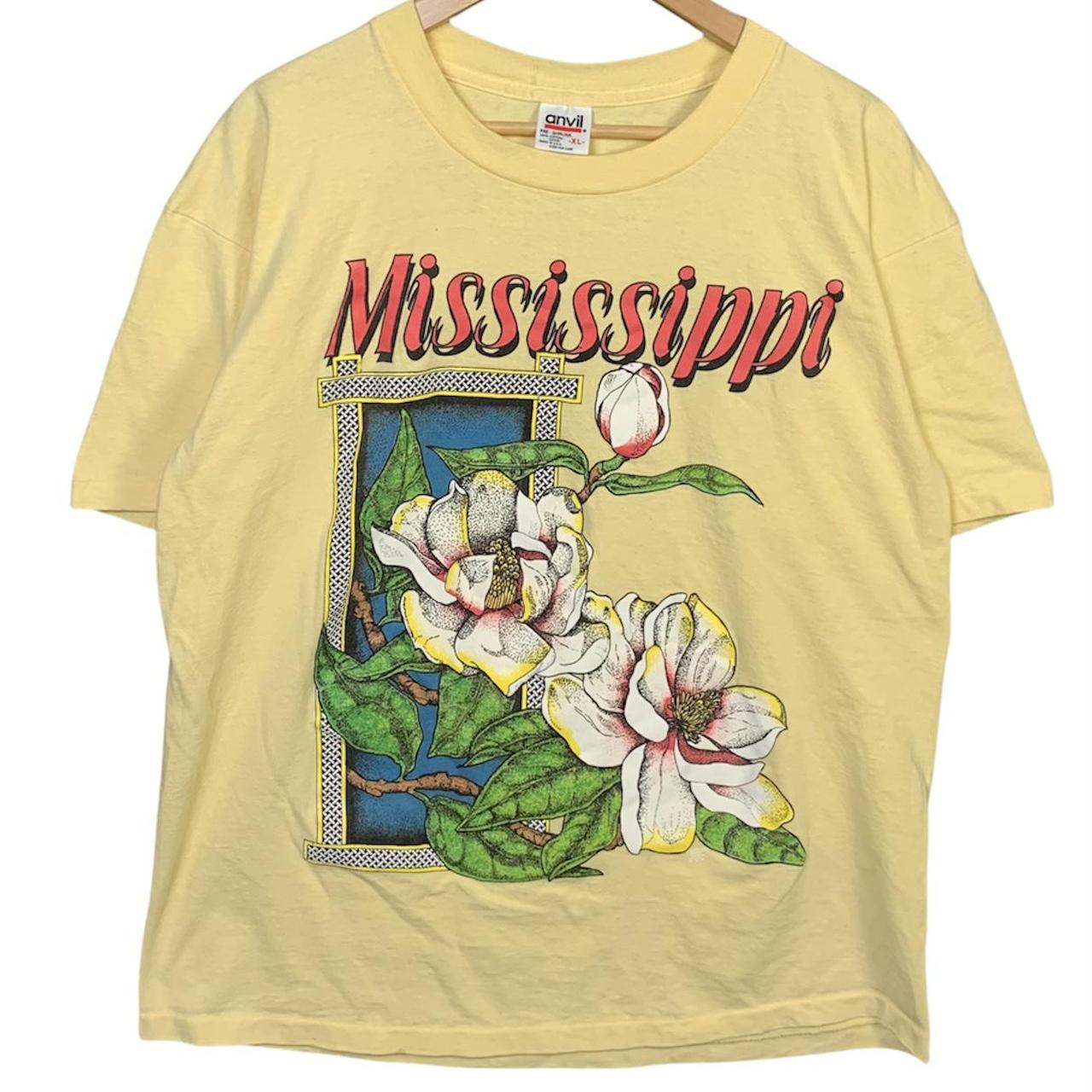 Product Image 1 - Vintage 1990s Mississippi Destination Tee!