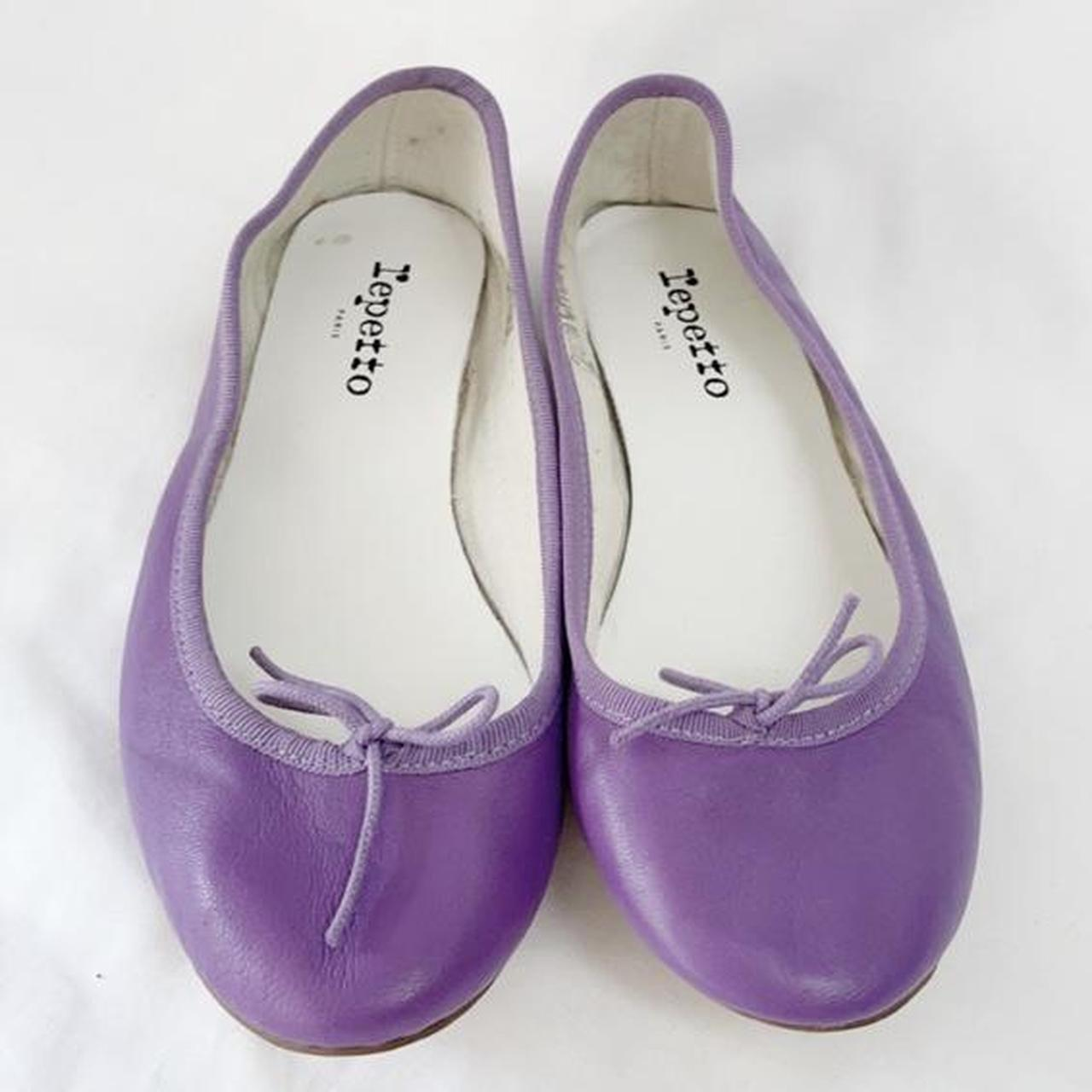 Product Image 1 - REPETTO Cendrillon Leather Ballet Flats