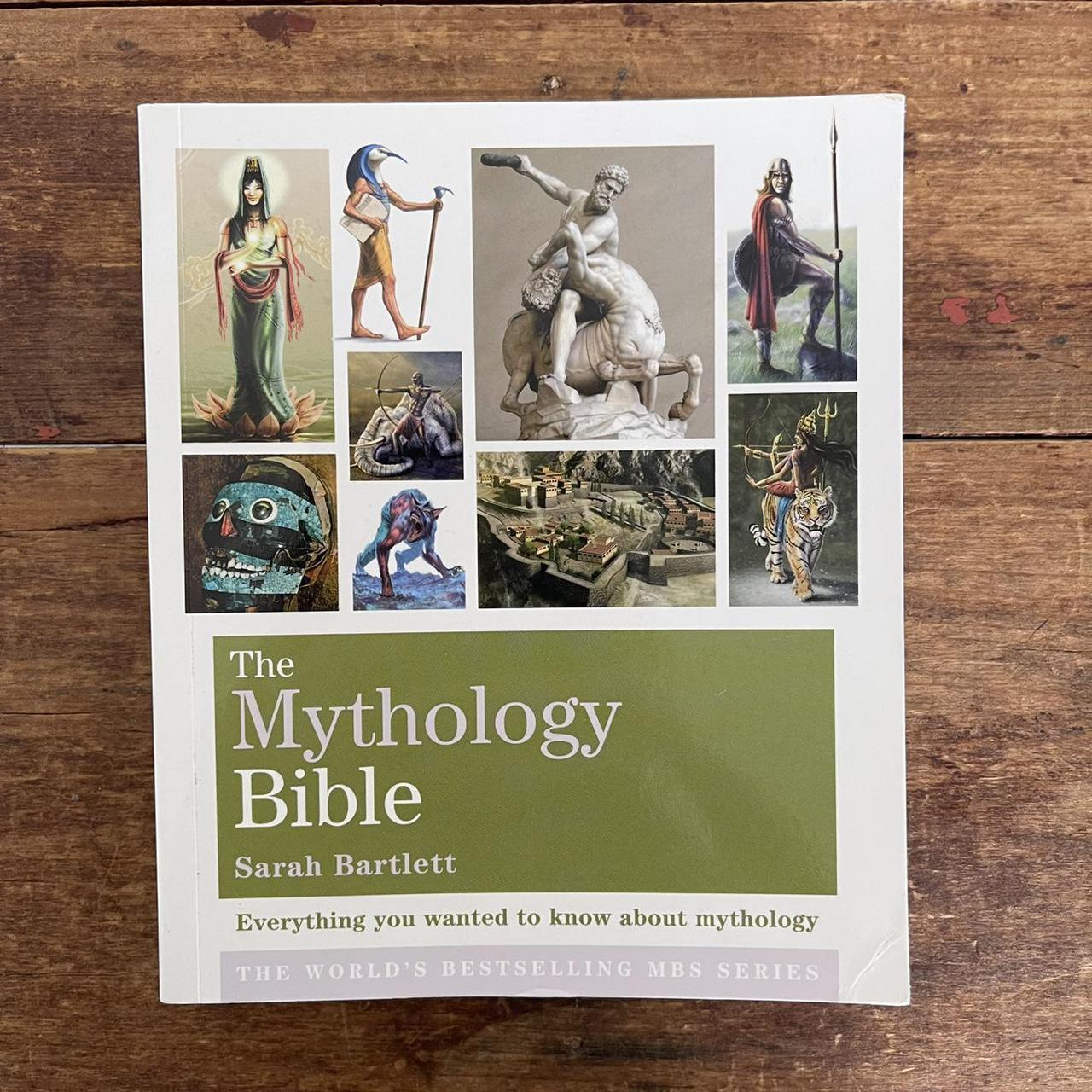 Product Image 1 - The MYTHOLOGY Bible Sarah Bartlett