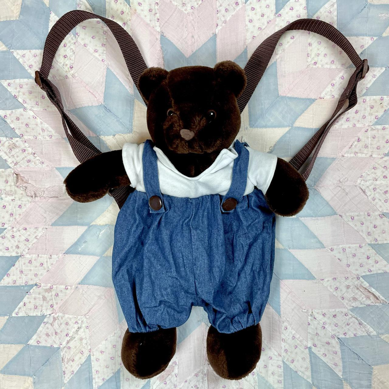 Product Image 1 - Adorable vintage 90s mid-sized teddy
