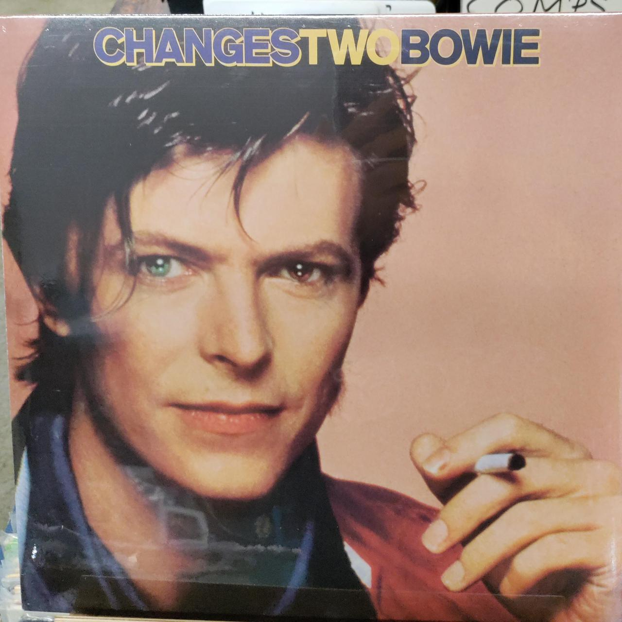 Product Image 1 - David Bowie changes two